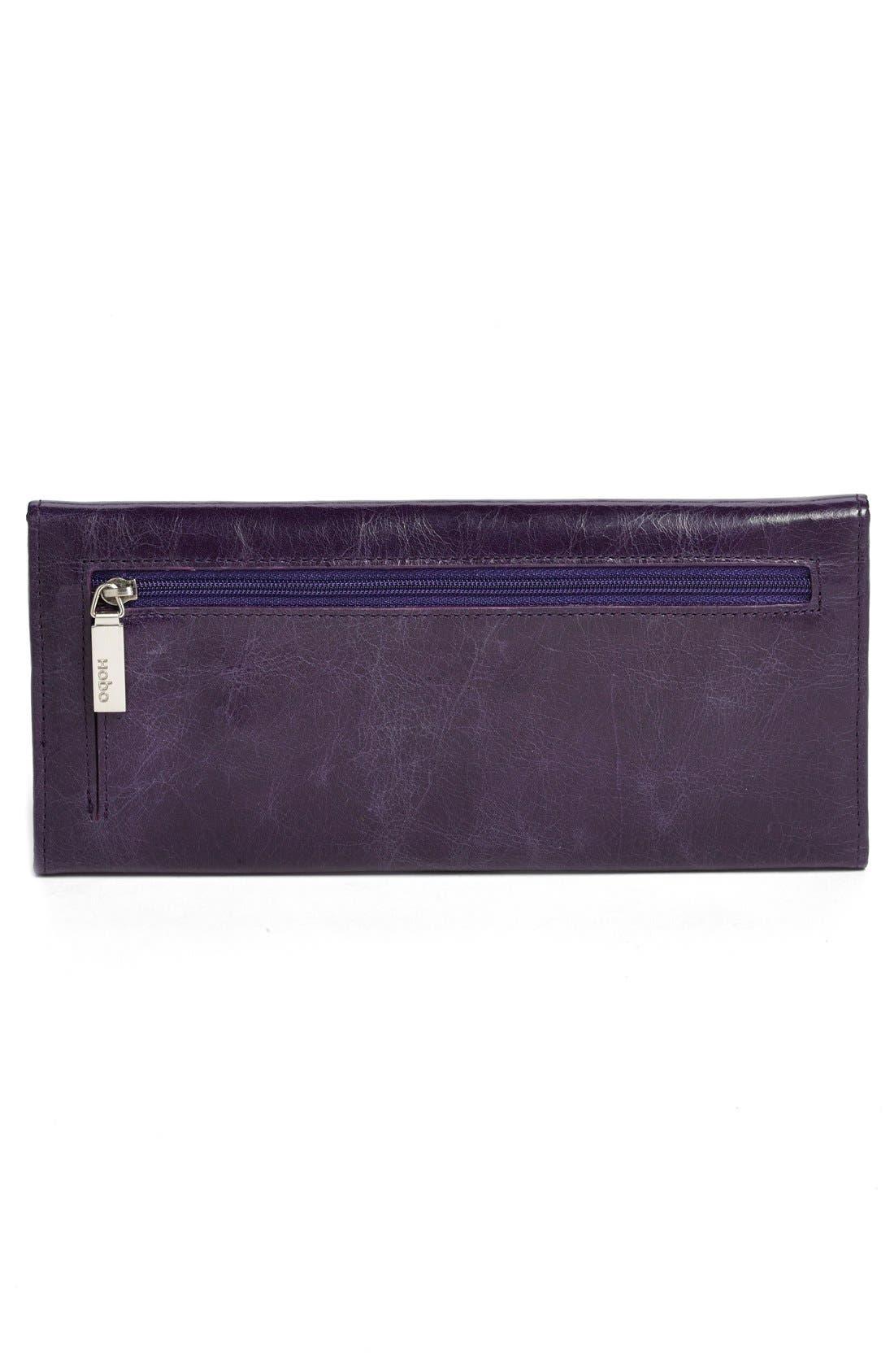 'Sadie' Leather Wallet,                             Alternate thumbnail 92, color,