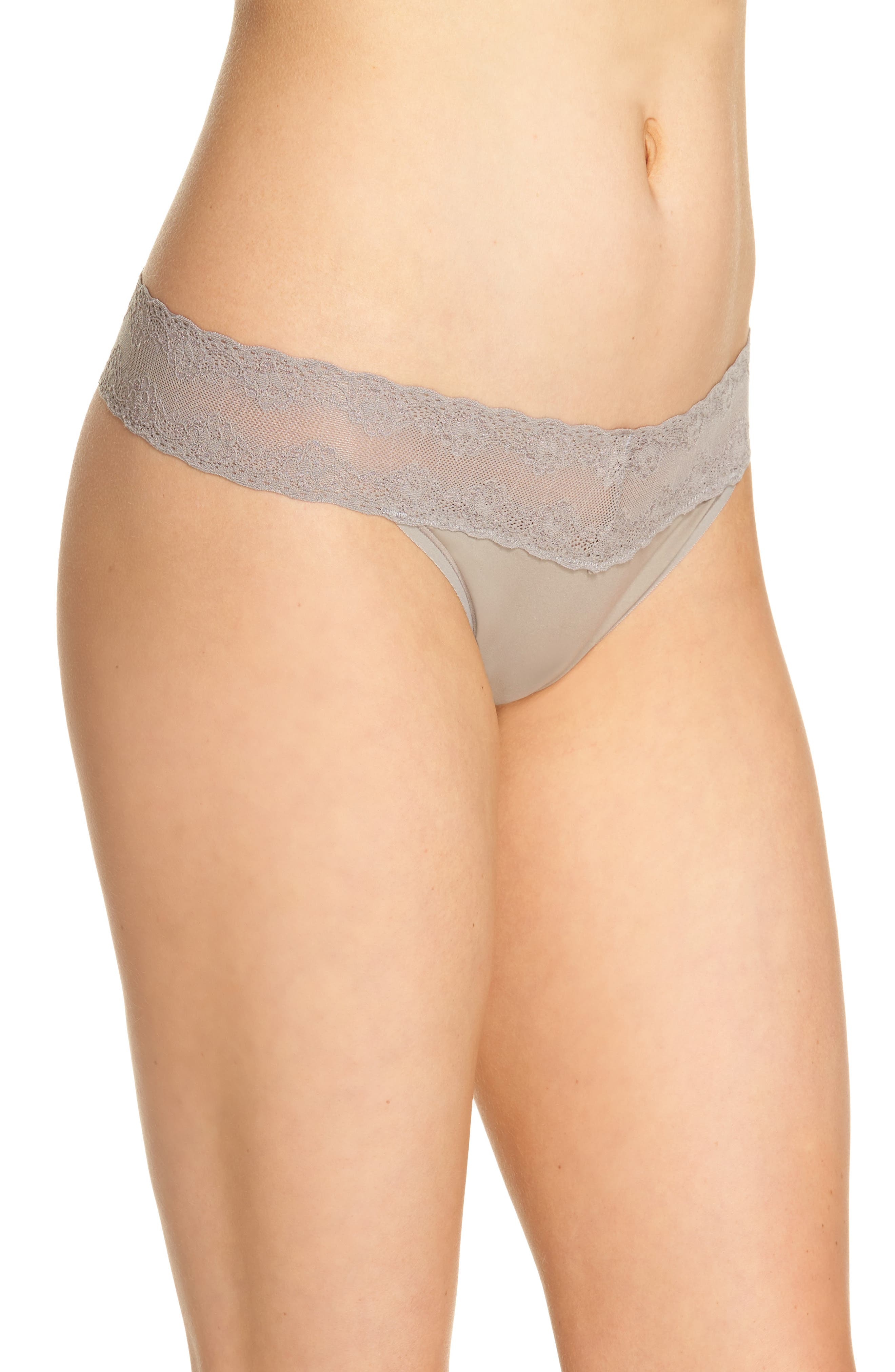 Bliss Perfection Thong,                             Alternate thumbnail 200, color,