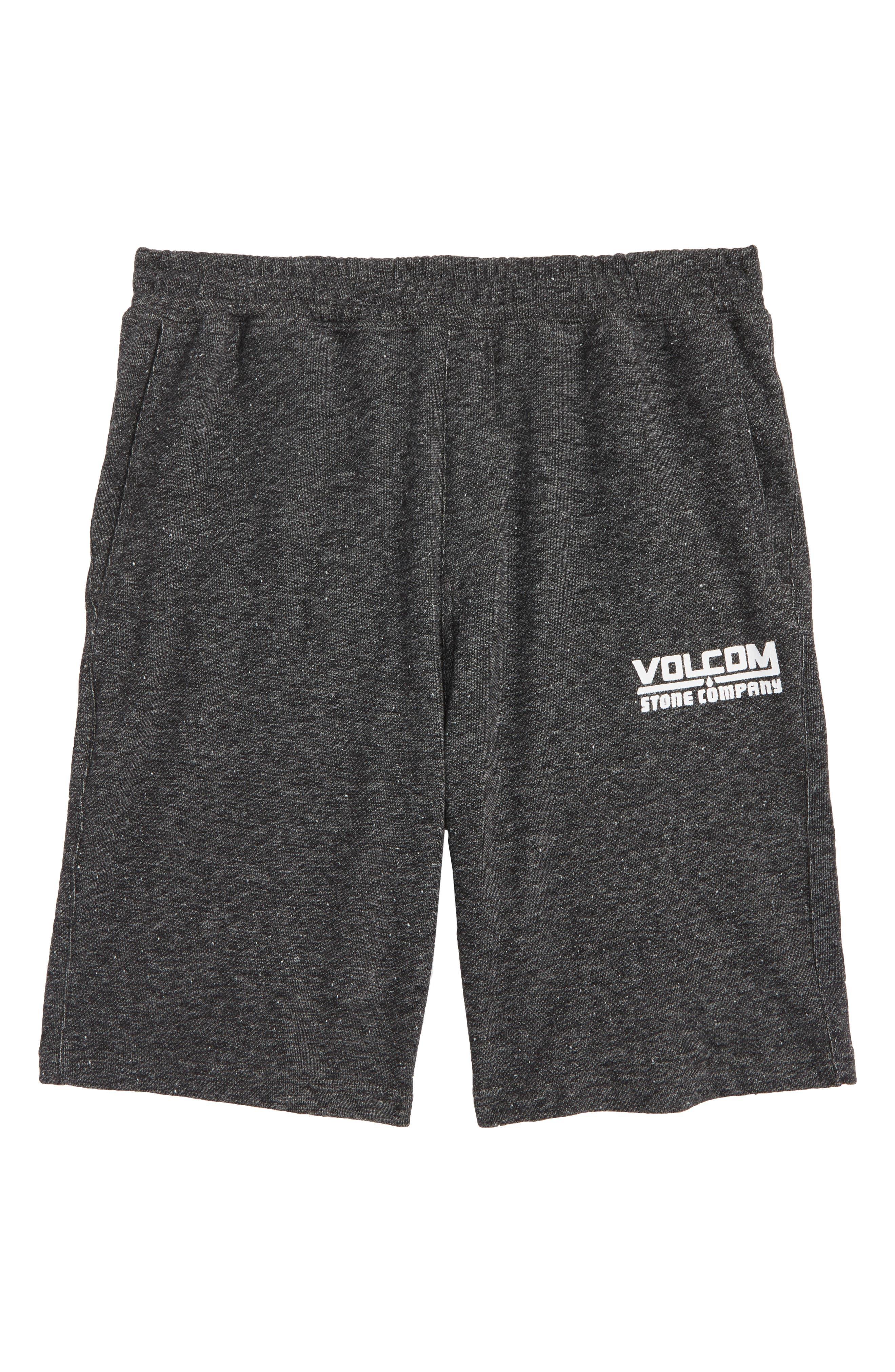 VOLCOM,                             Billing Shorts,                             Main thumbnail 1, color,                             001