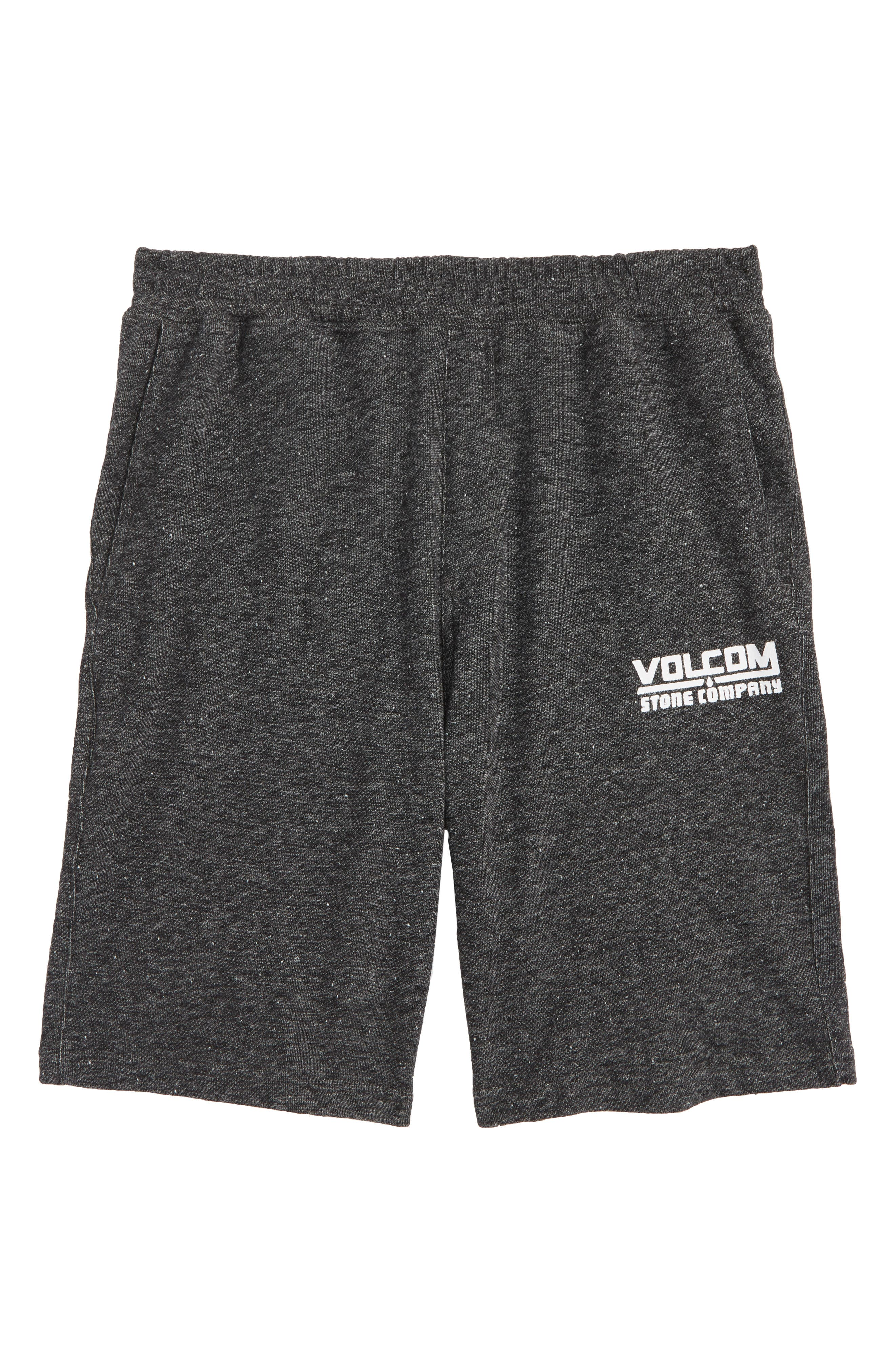 VOLCOM Billing Shorts, Main, color, 001