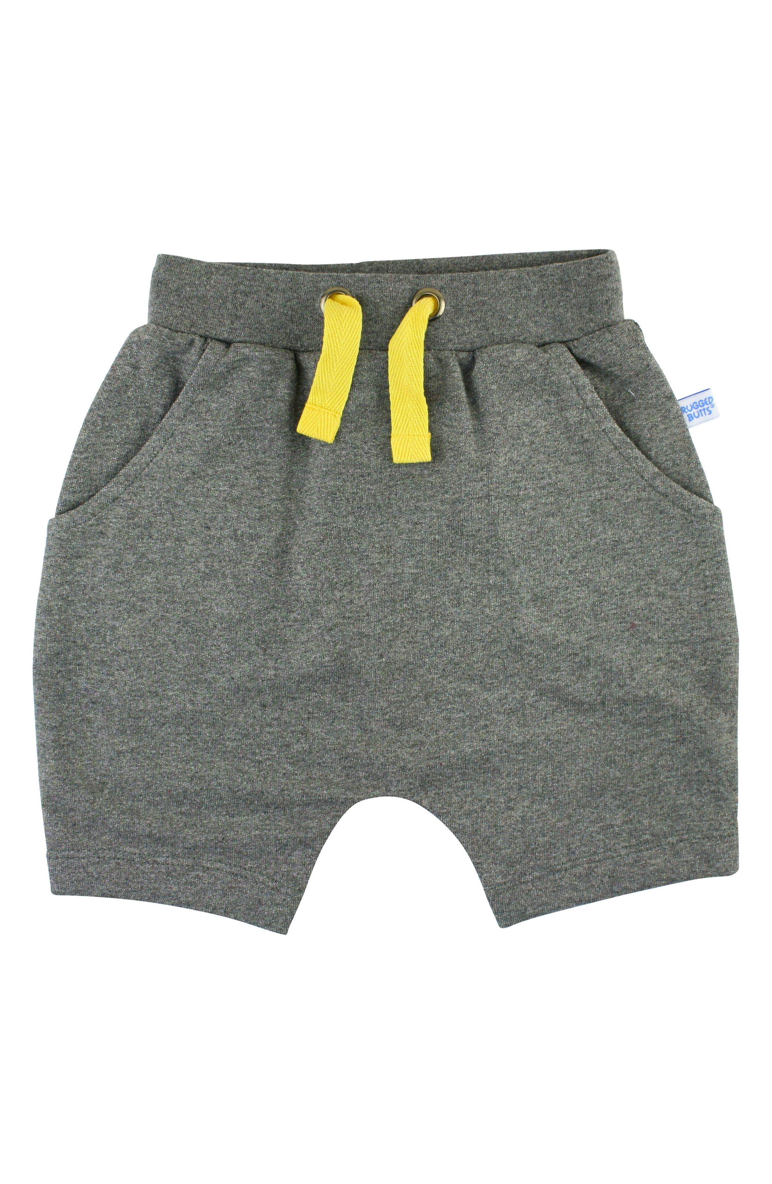 Jogger Shorts,                         Main,                         color, GRAY