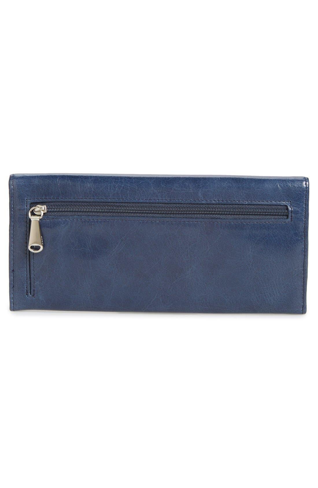 'Sadie' Leather Wallet,                             Alternate thumbnail 123, color,