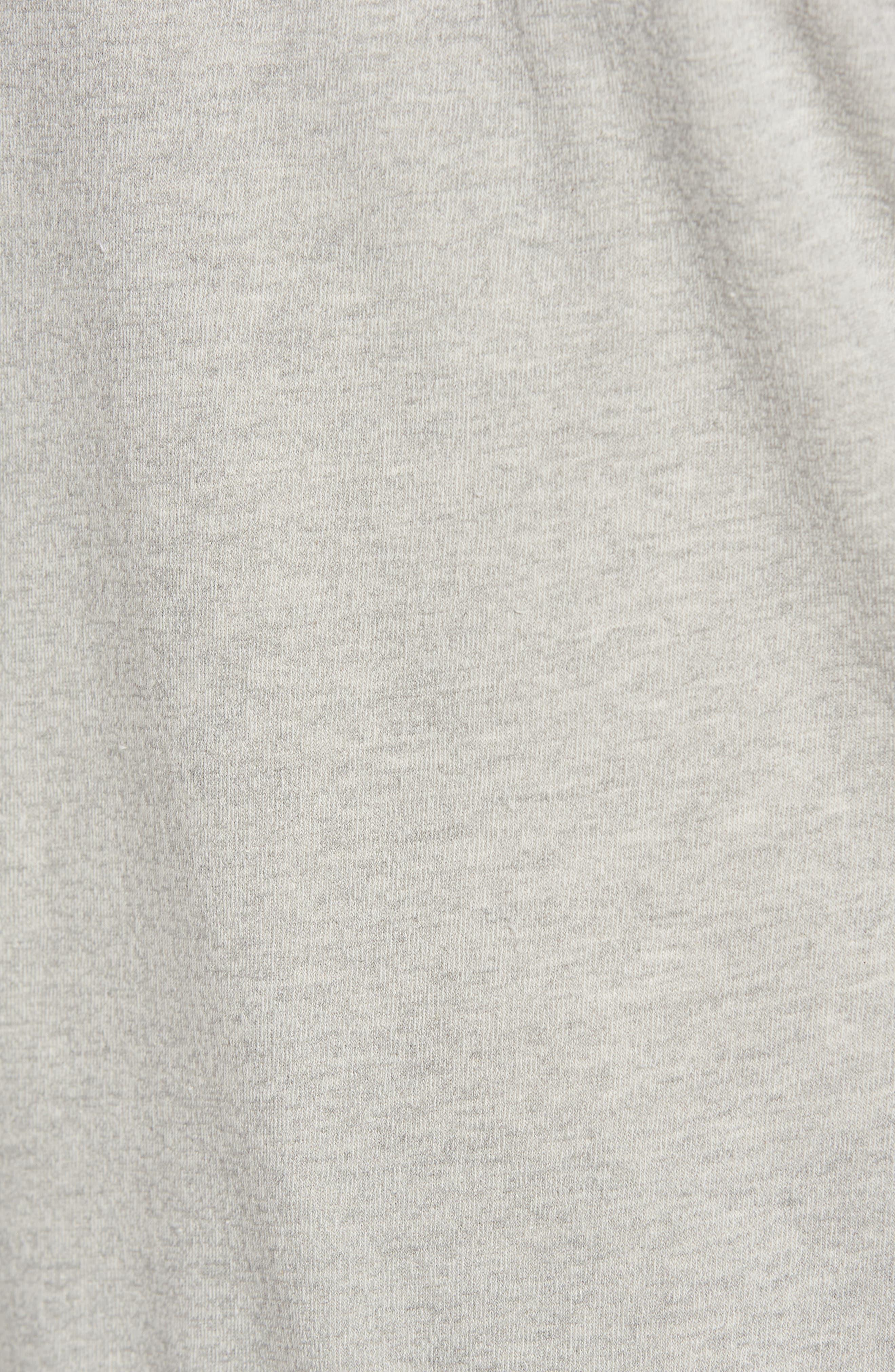 Off the Shoulder Sweatshirt,                             Alternate thumbnail 5, color,                             031