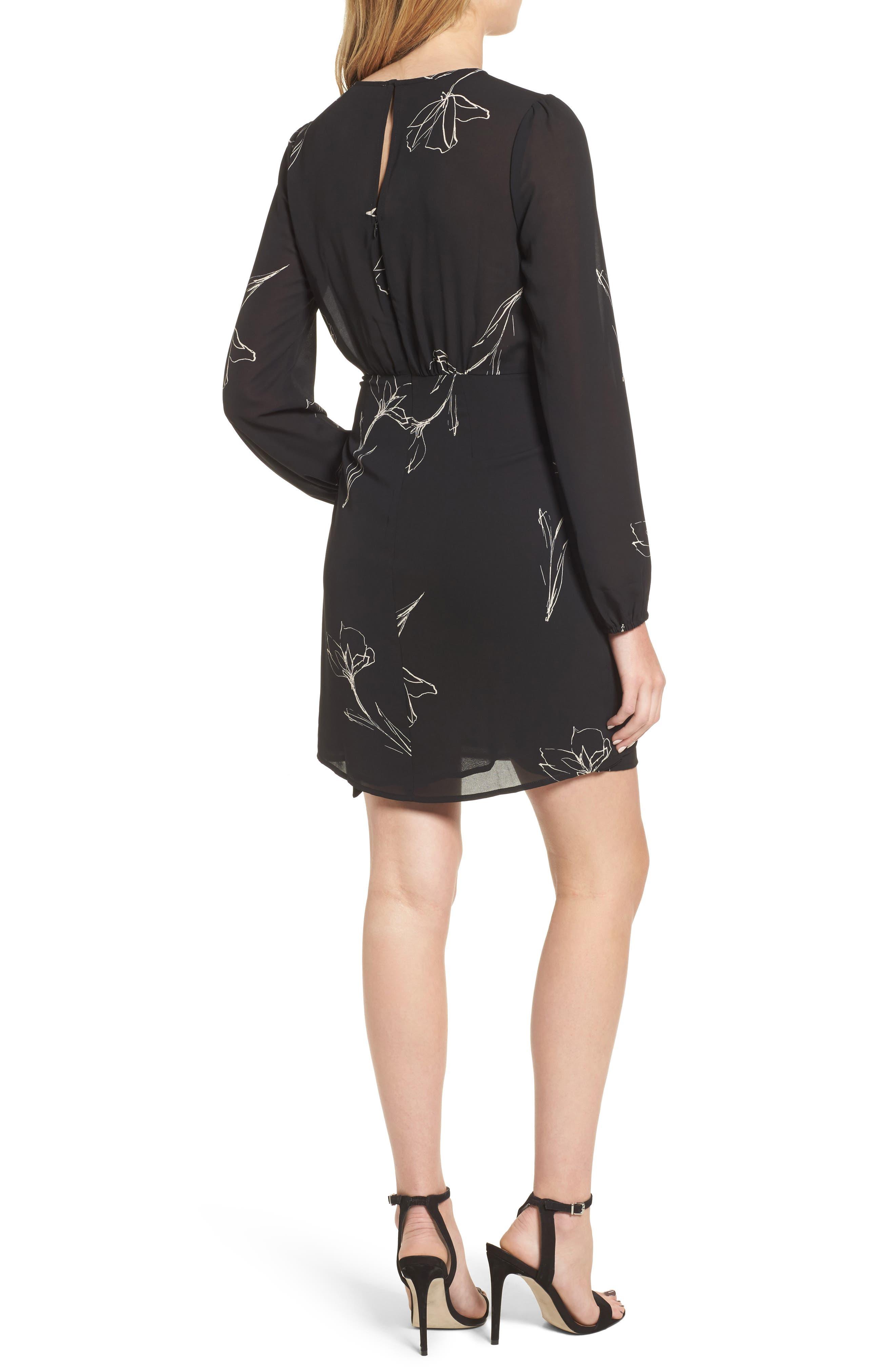 Rex Silk Jacket Dress,                             Alternate thumbnail 2, color,                             001