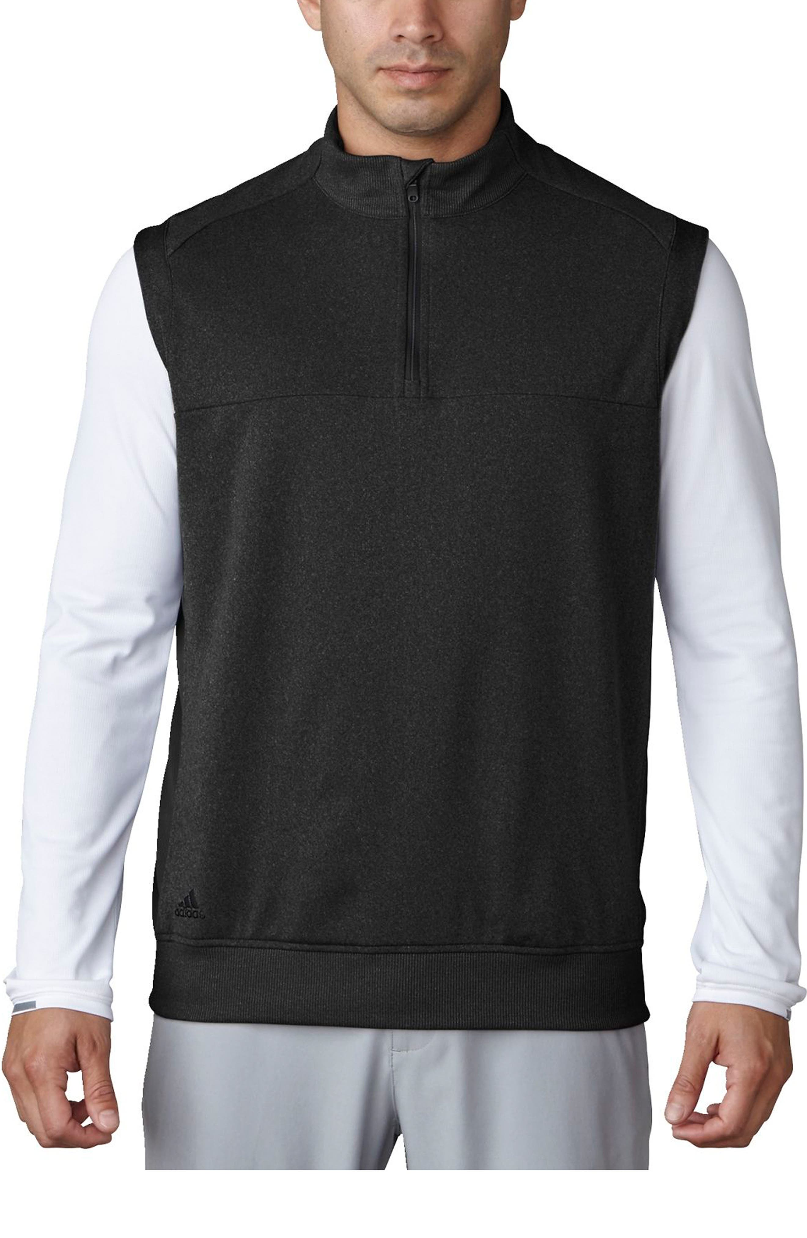Club Quarter Zip Pullover Vest,                             Main thumbnail 1, color,                             015