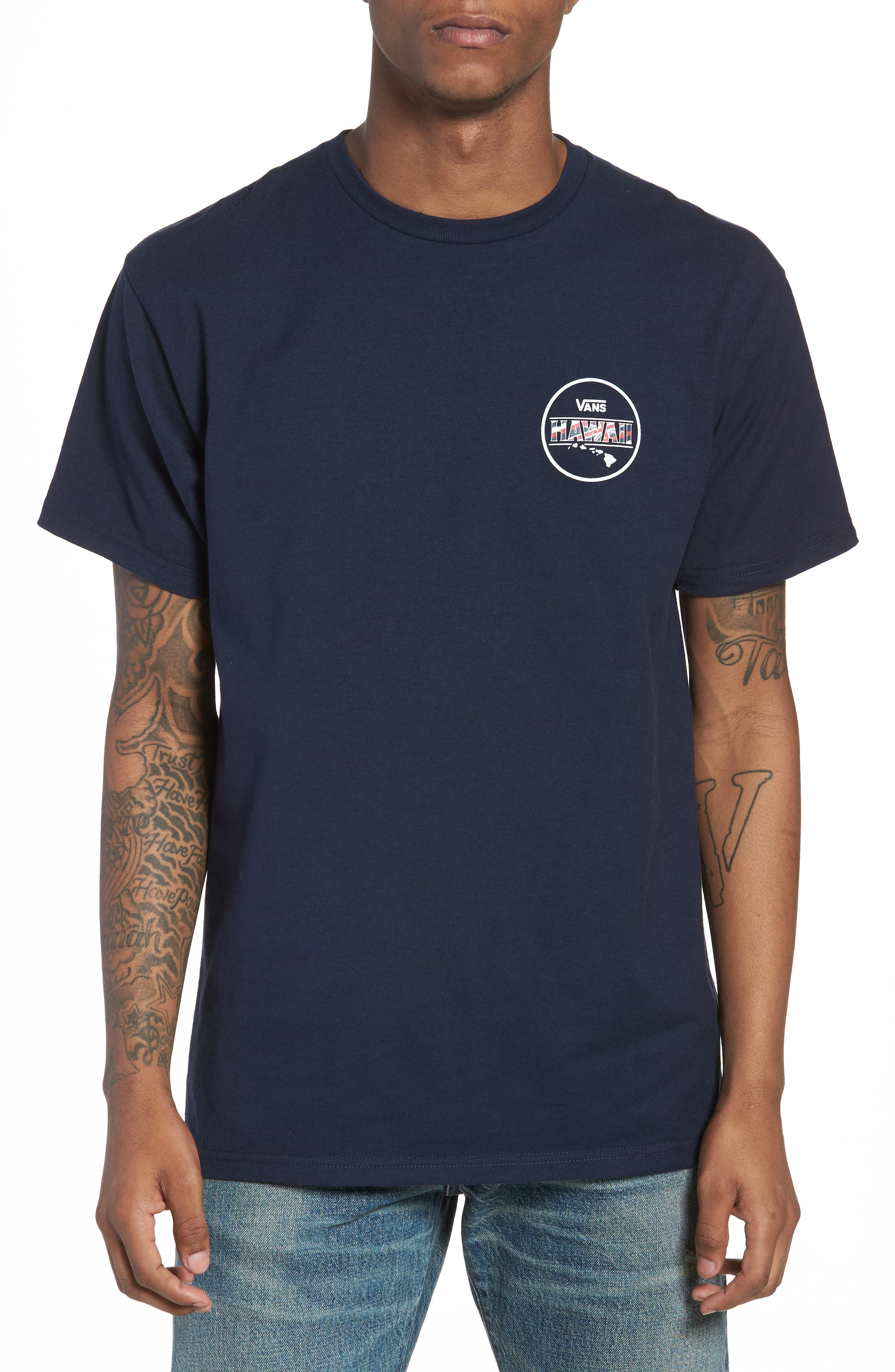 Makai Fill II Graphic T-Shirt,                             Main thumbnail 1, color,