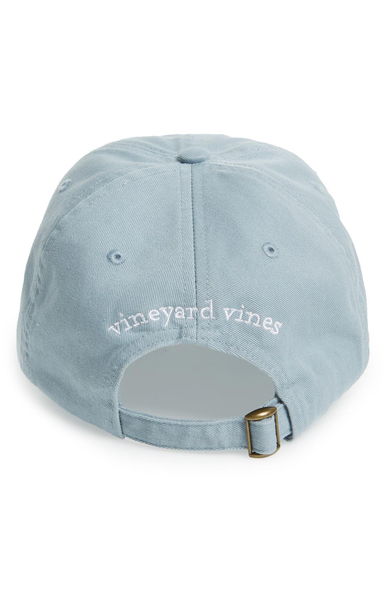 vineyard vines Whale Logo Cap  5d2c787c4d4