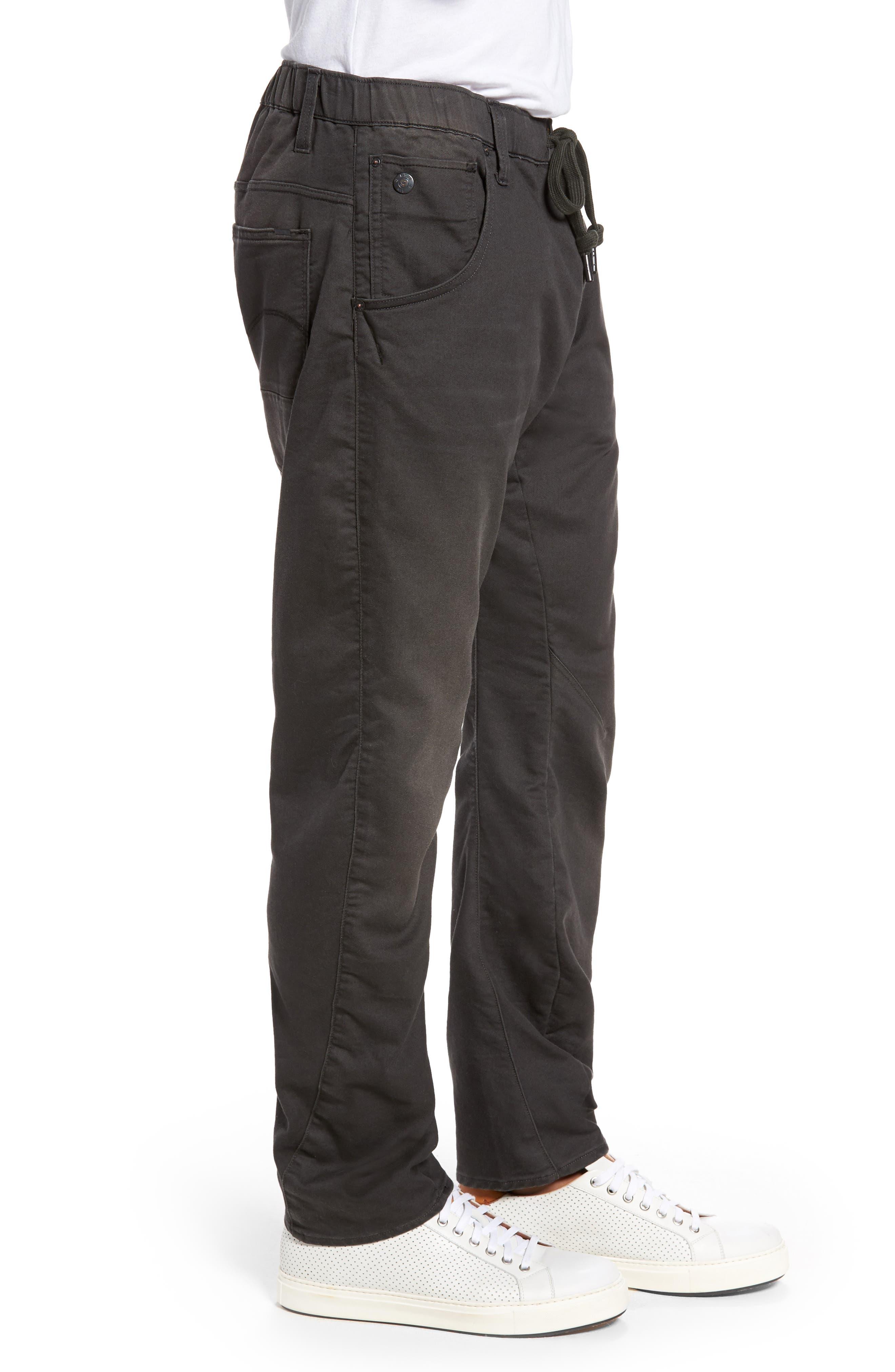Arc 3D Sport Tapered Fit Jogger Pants,                             Alternate thumbnail 3, color,                             020