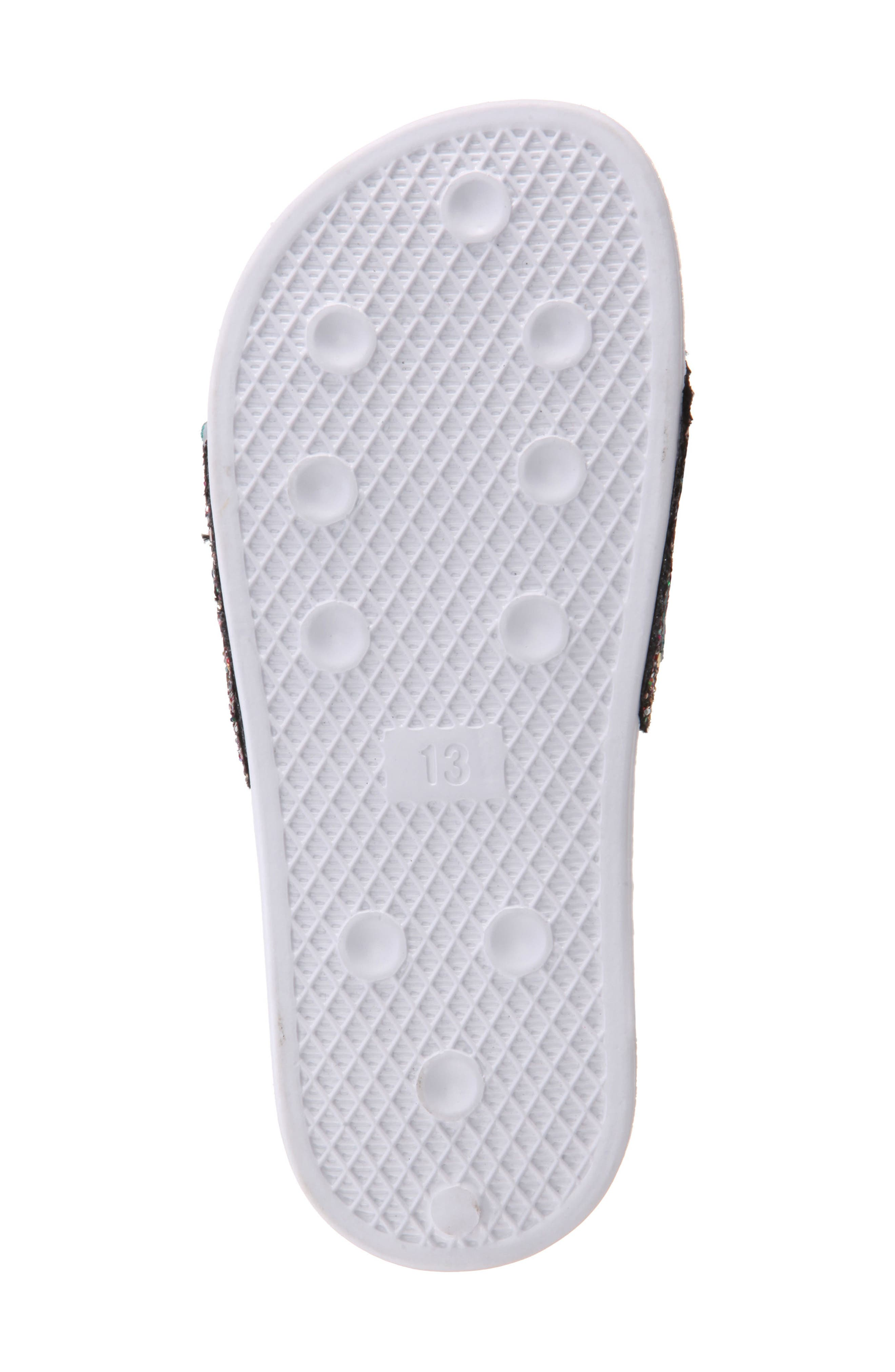 Sabreena2 Sequined Sport Slide,                             Alternate thumbnail 6, color,                             400