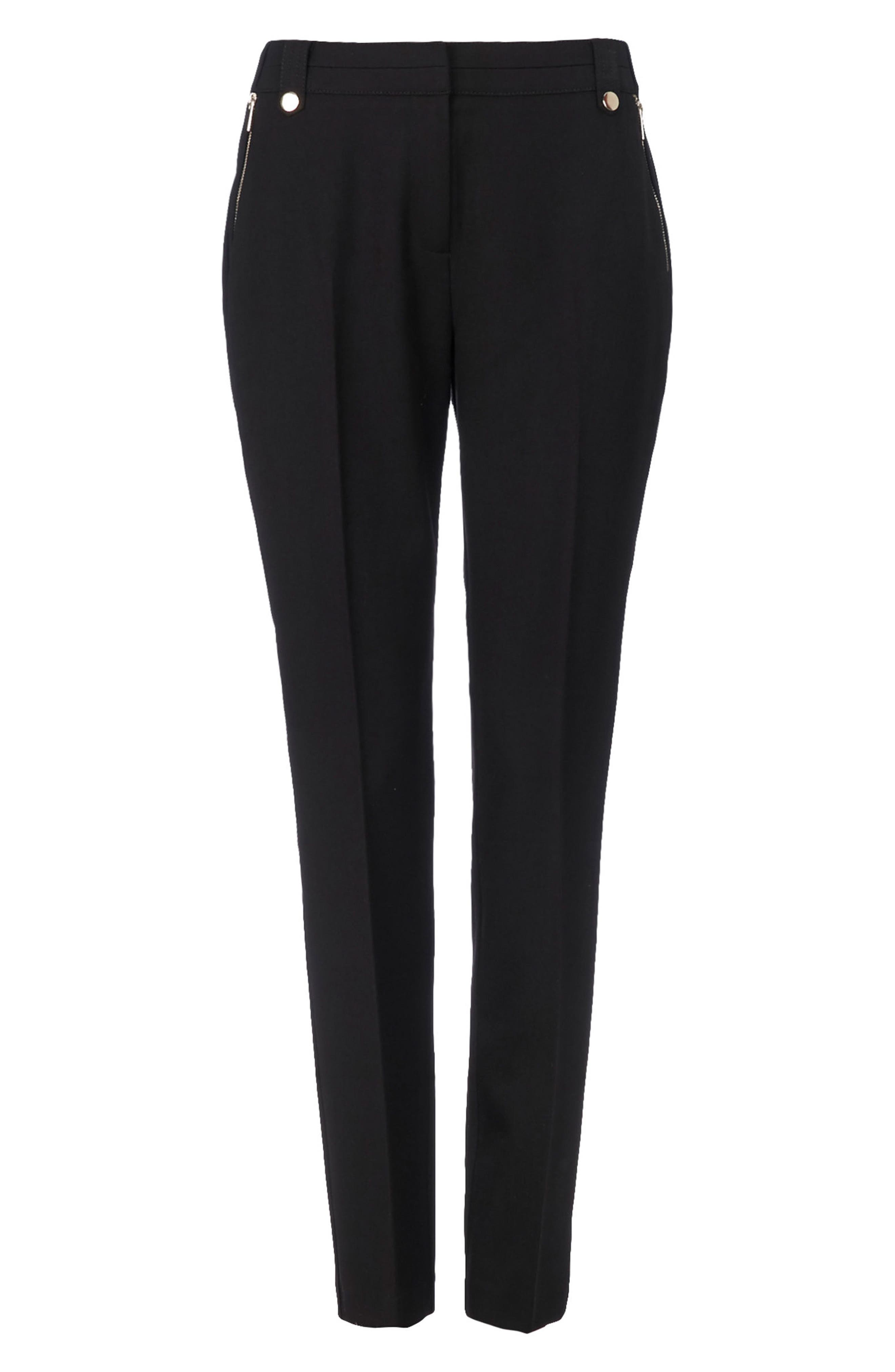 Tapered Pants,                             Alternate thumbnail 4, color,