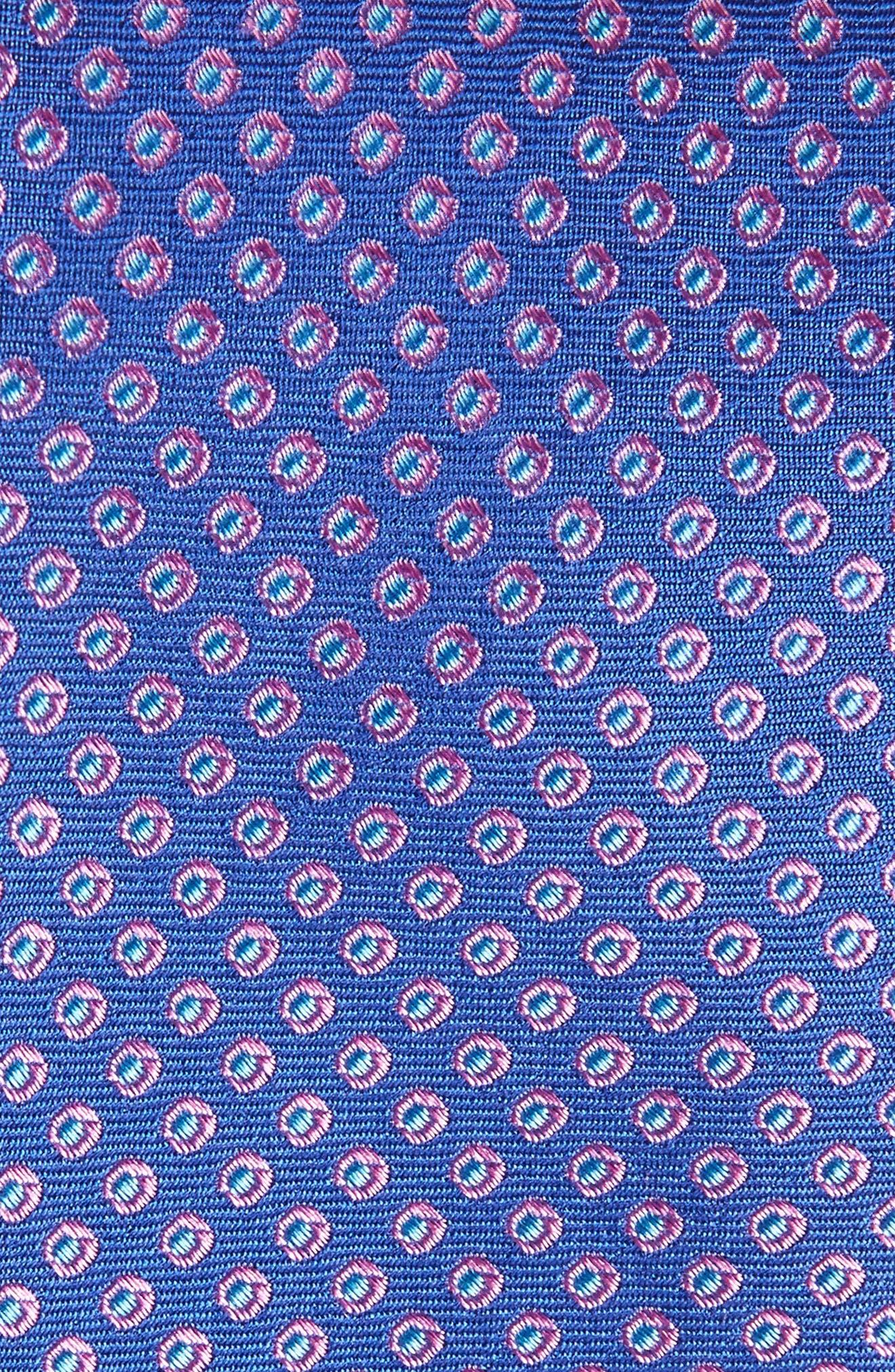 Oxford Dot Silk Tie,                             Alternate thumbnail 11, color,