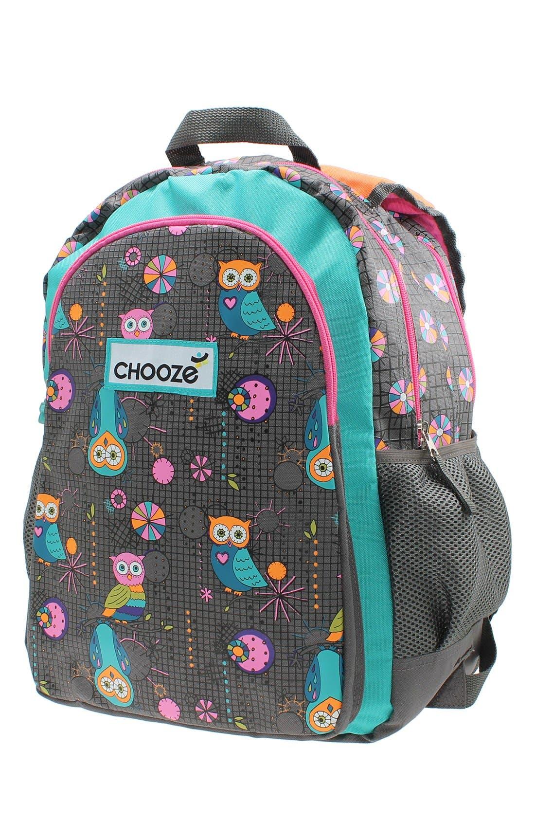 Reversible Backpack,                         Main,                         color, 050