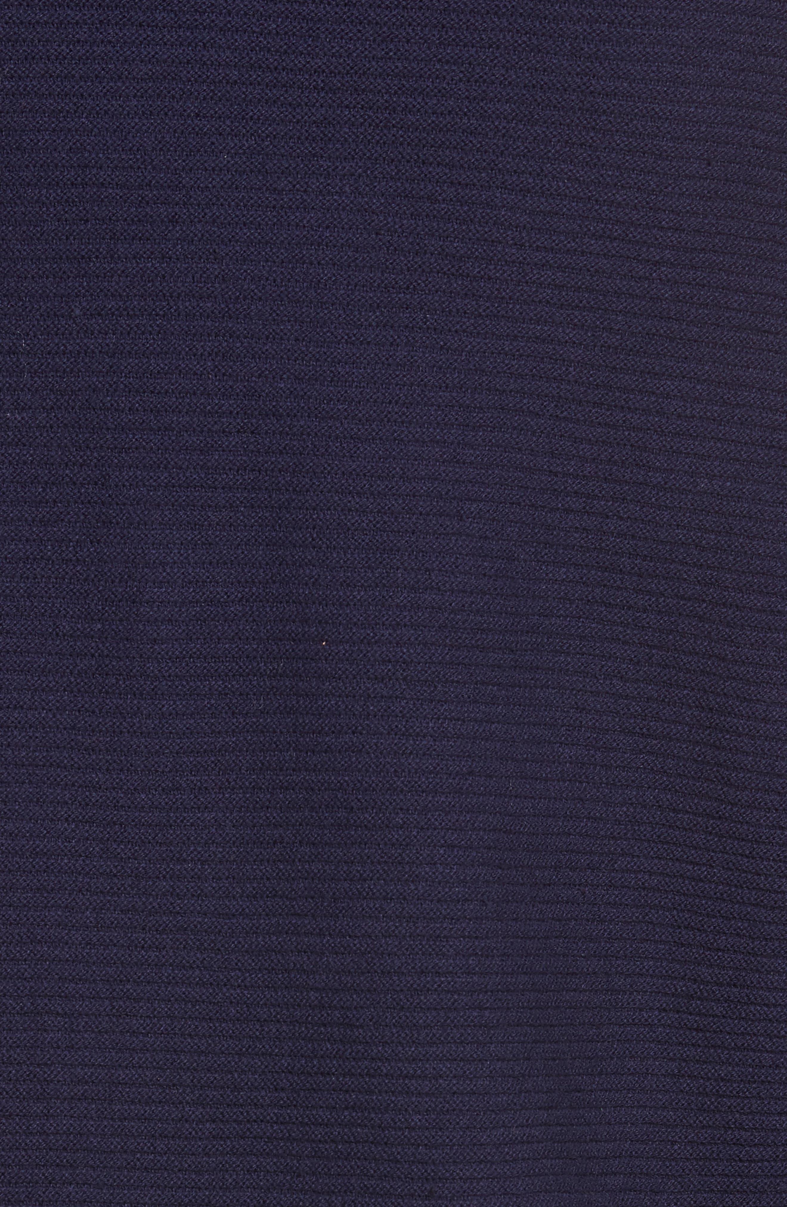 Cowl Neck Shirttail Hem Sweater,                             Alternate thumbnail 14, color,