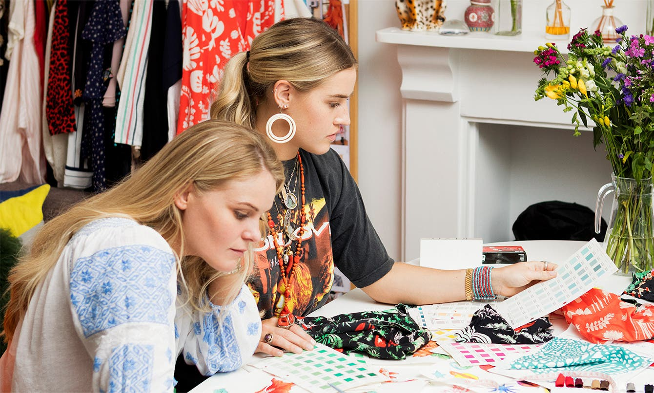Meet the friends who created RIXO, a London-based contemporary clothing line.