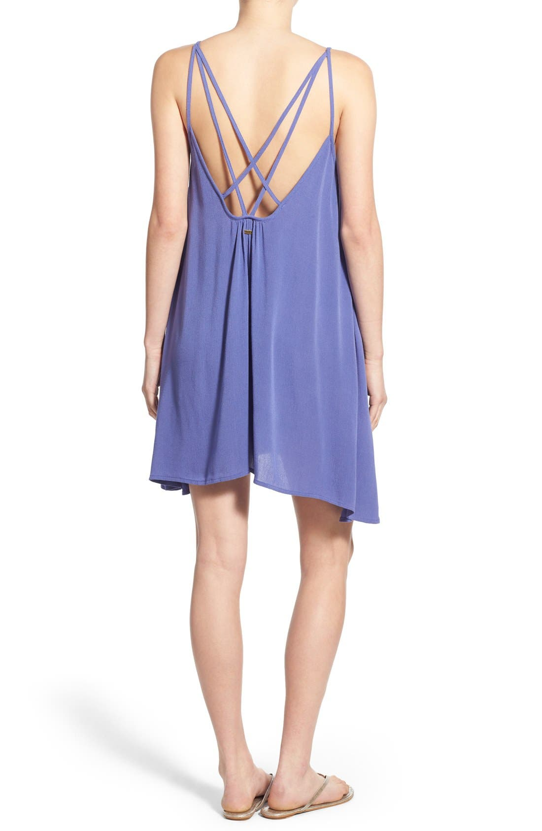 'Windy' Scoop Neck Shift Dress,                             Alternate thumbnail 28, color,