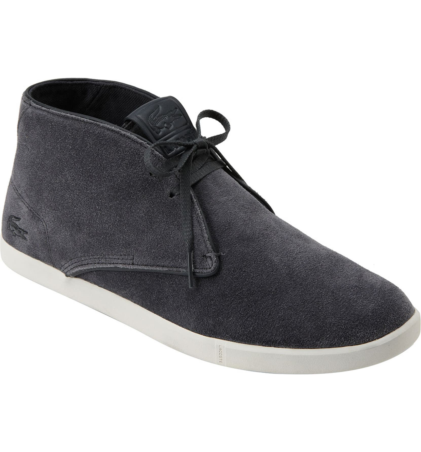 competitive price df429 7ee10 Men Shoe Lacoste Sneakers Trainers Black  Lacoste Arona Chukka Boot  Nordstrom . ...
