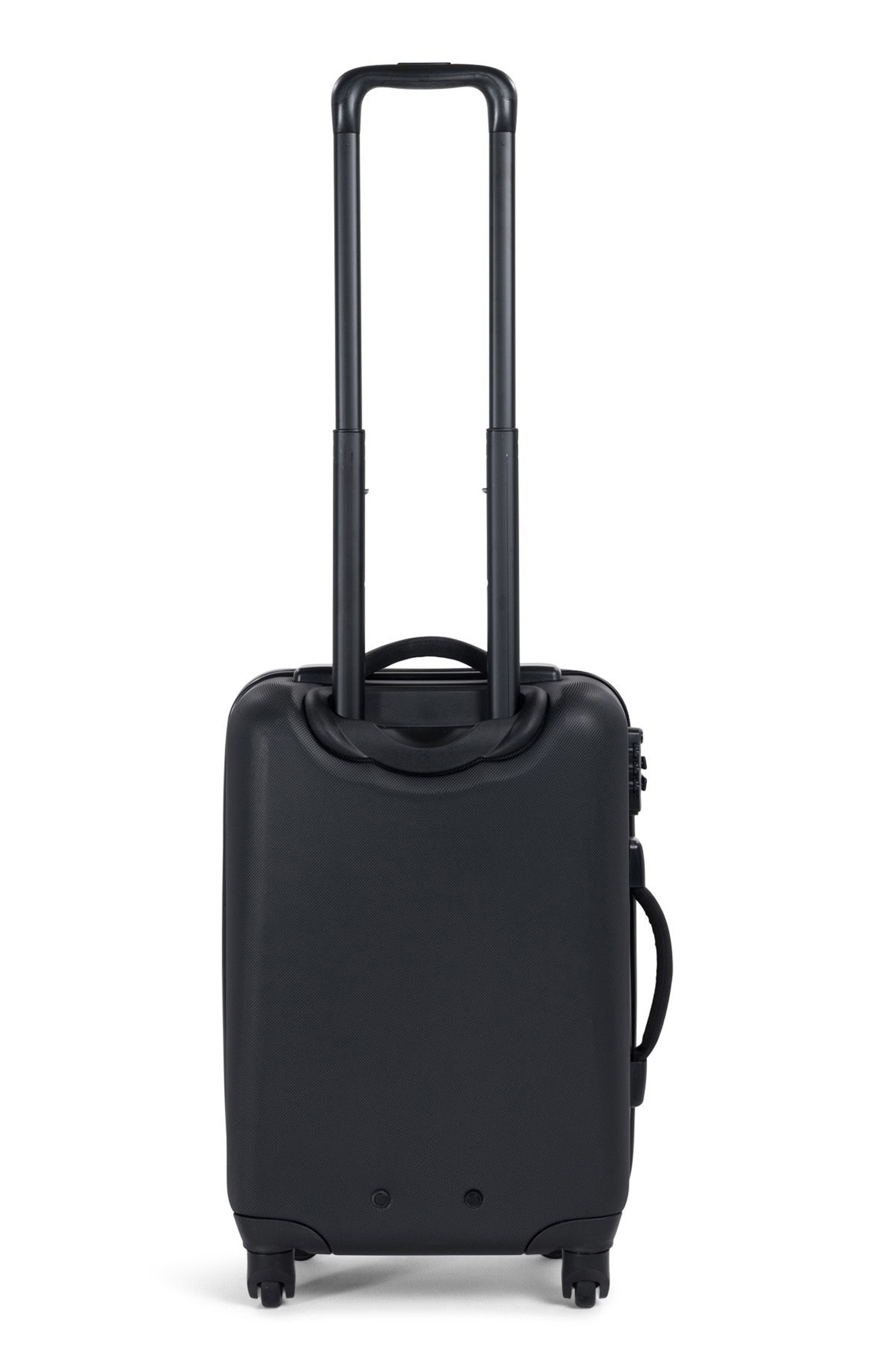 Trade 23-Inch Wheeled Carry-On,                             Alternate thumbnail 4, color,                             BLACK