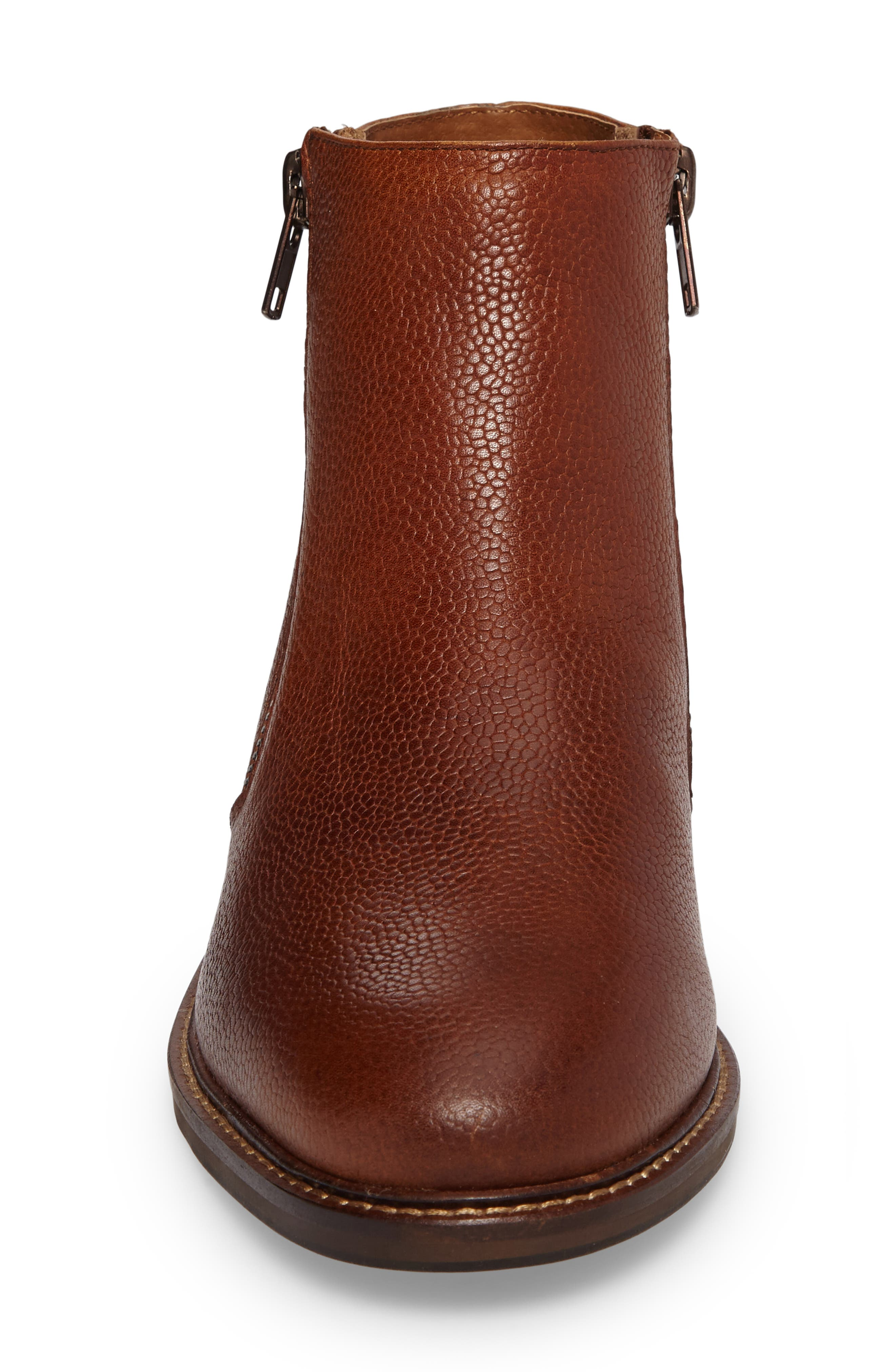 Kenneth Cole Reaction Zip Boot,                             Alternate thumbnail 4, color,                             201
