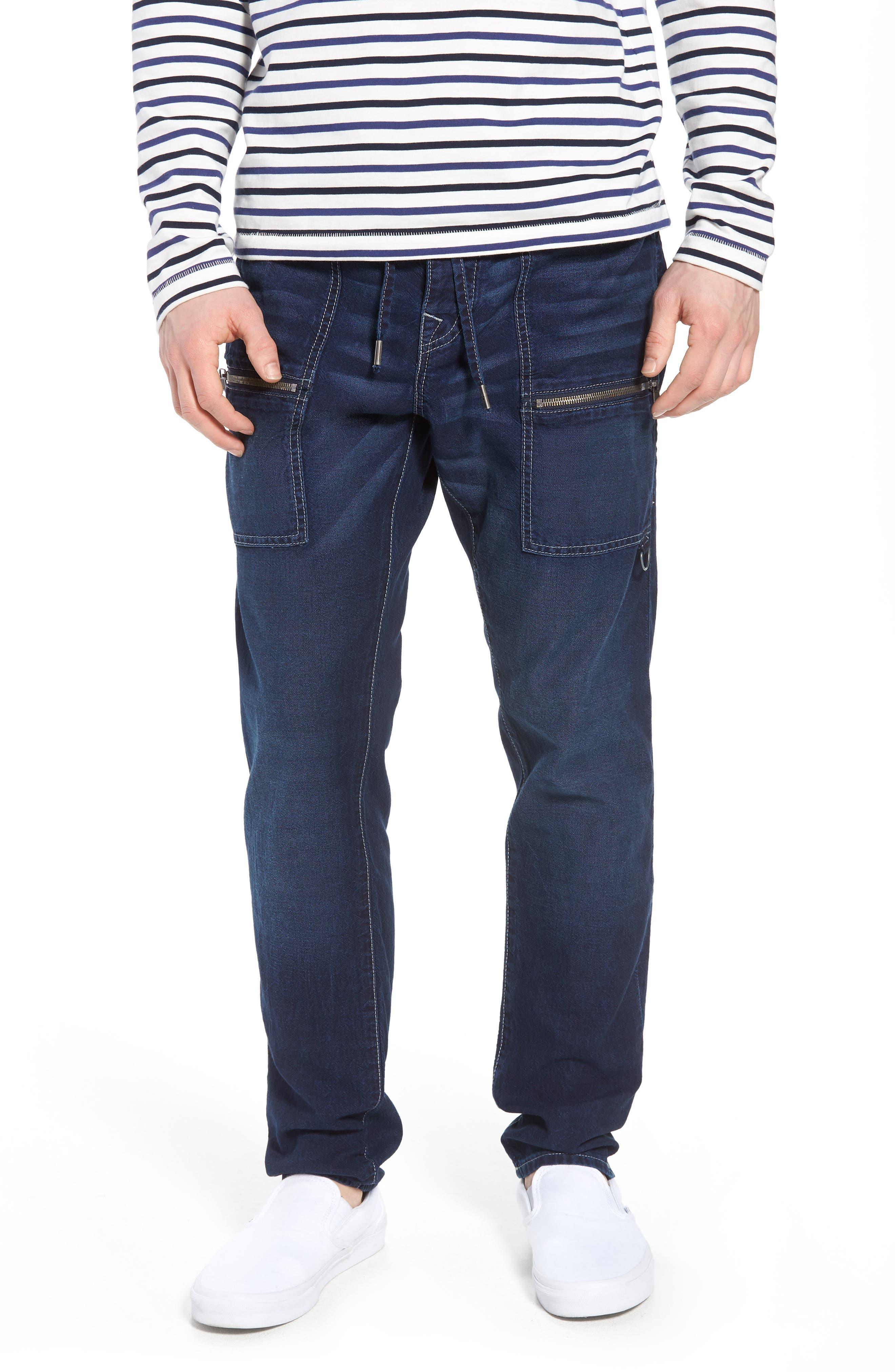 Trail Utility Jeans,                         Main,                         color, UNION SPECIAL