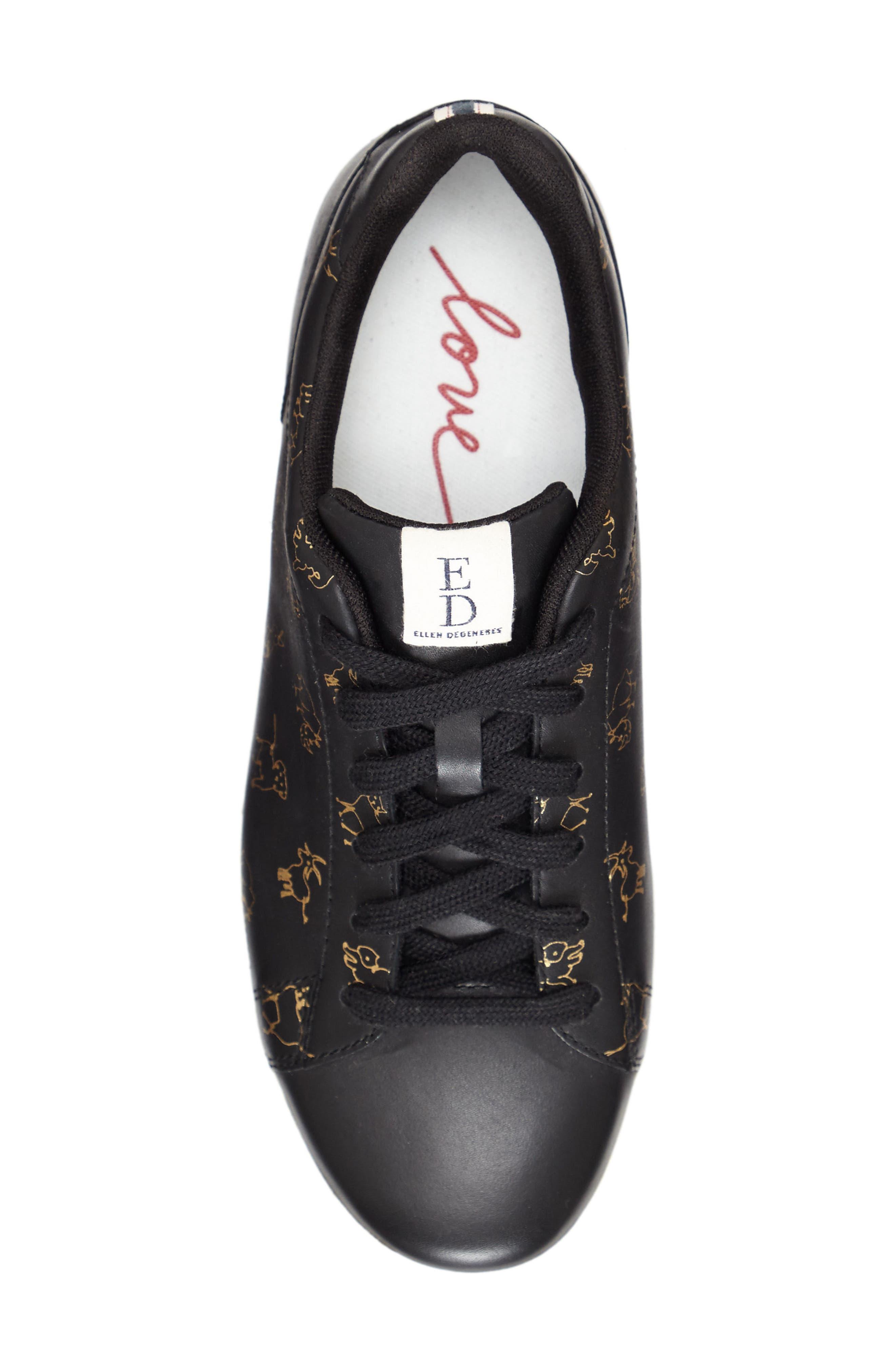 Chaboss Sneaker,                             Alternate thumbnail 4, color,                             002