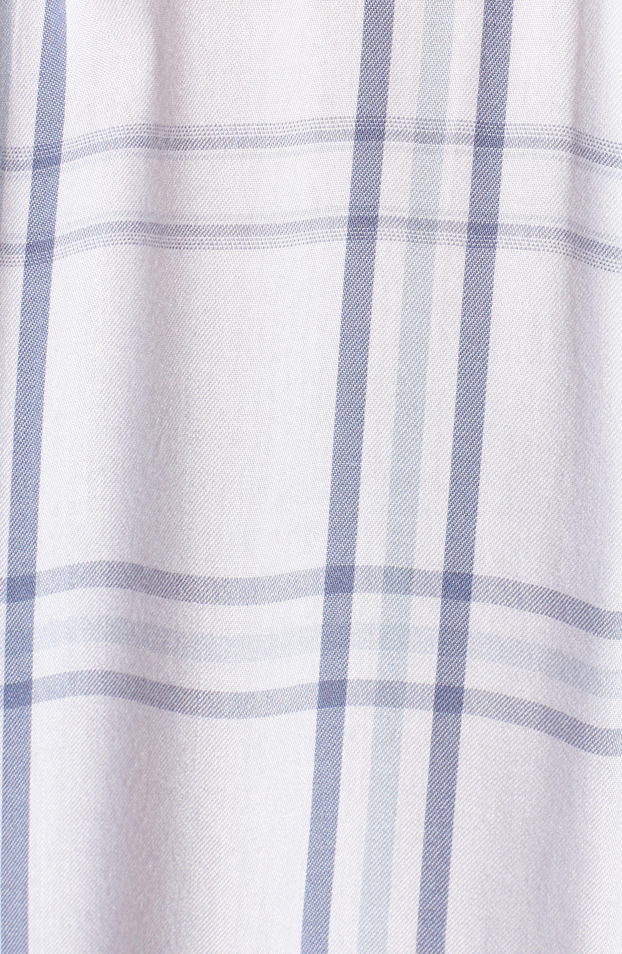 Hunter Plaid Shirt,                             Alternate thumbnail 572, color,