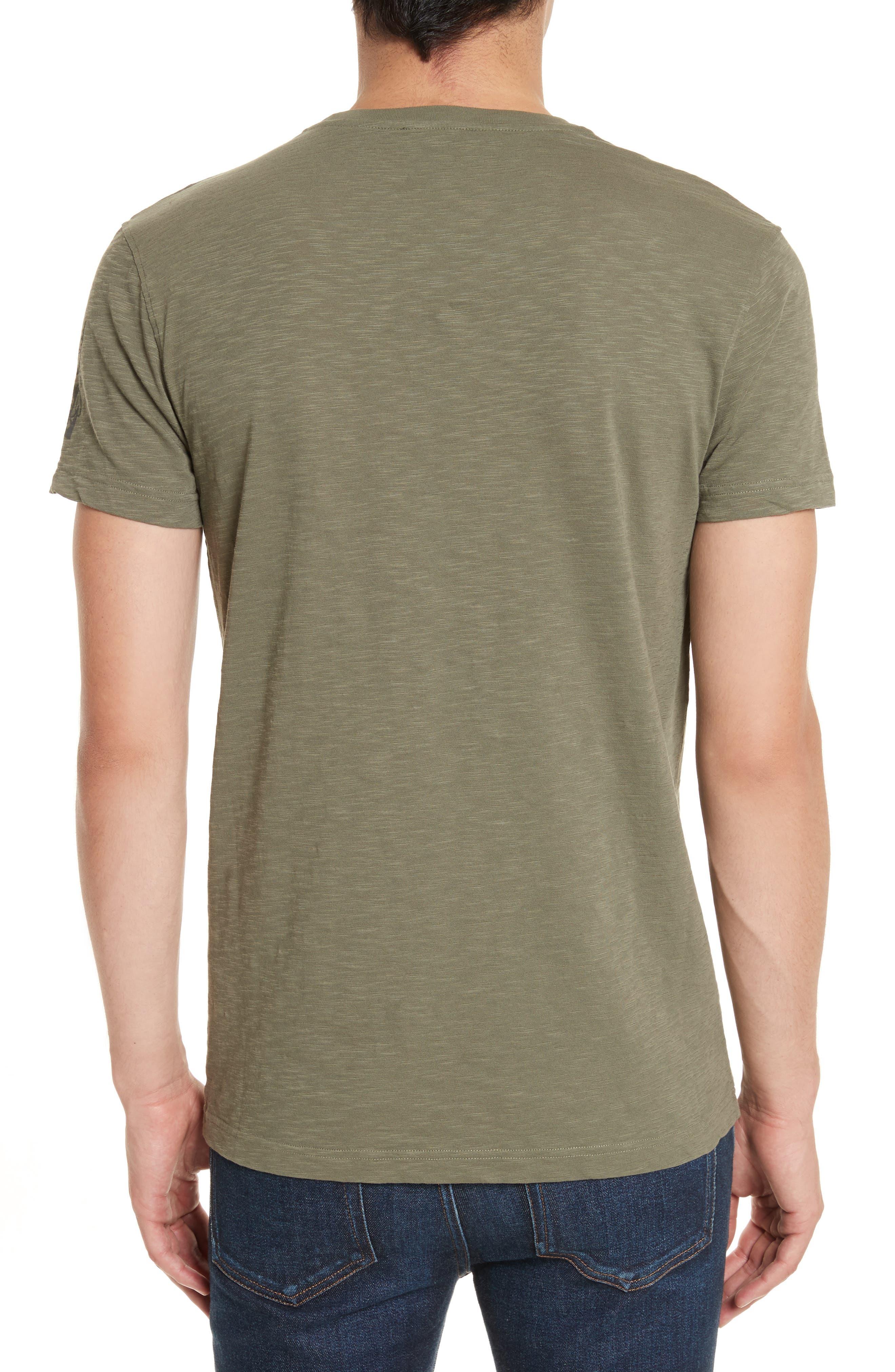 Hunsdon Graphic T-Shirt,                             Alternate thumbnail 2, color,                             332