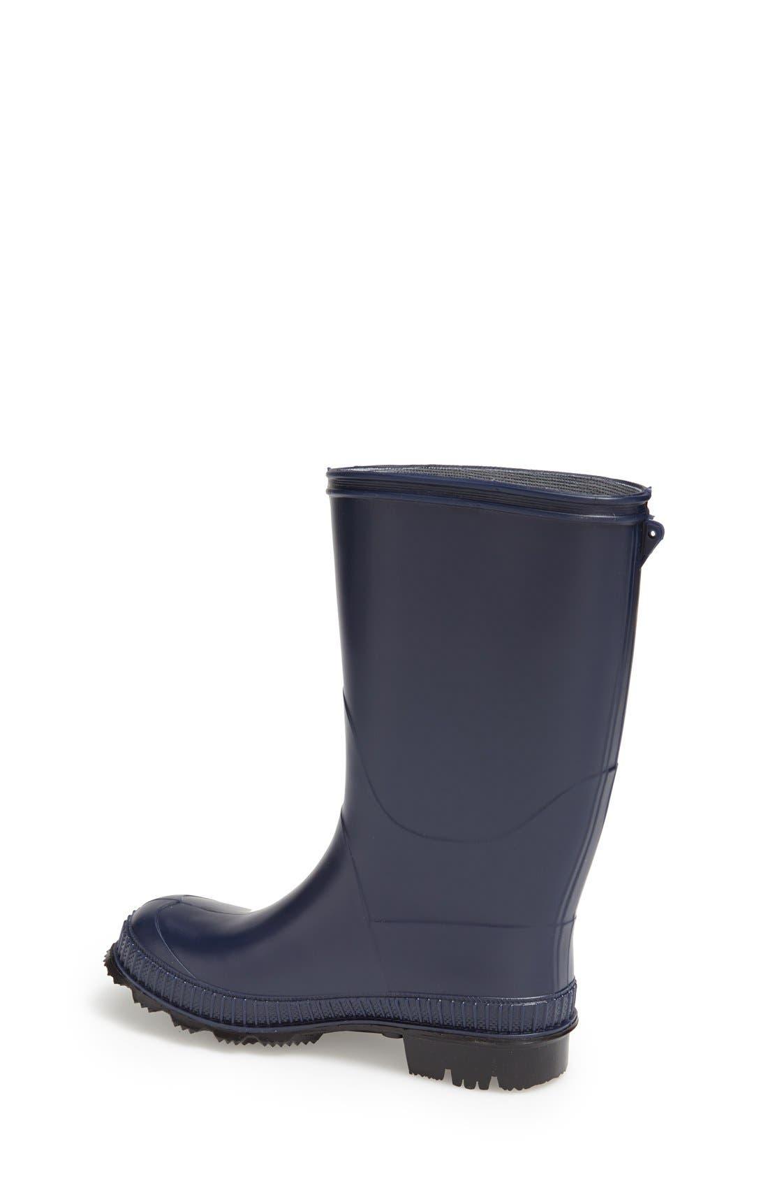 'Stomp' Rain Boot,                             Alternate thumbnail 5, color,                             418