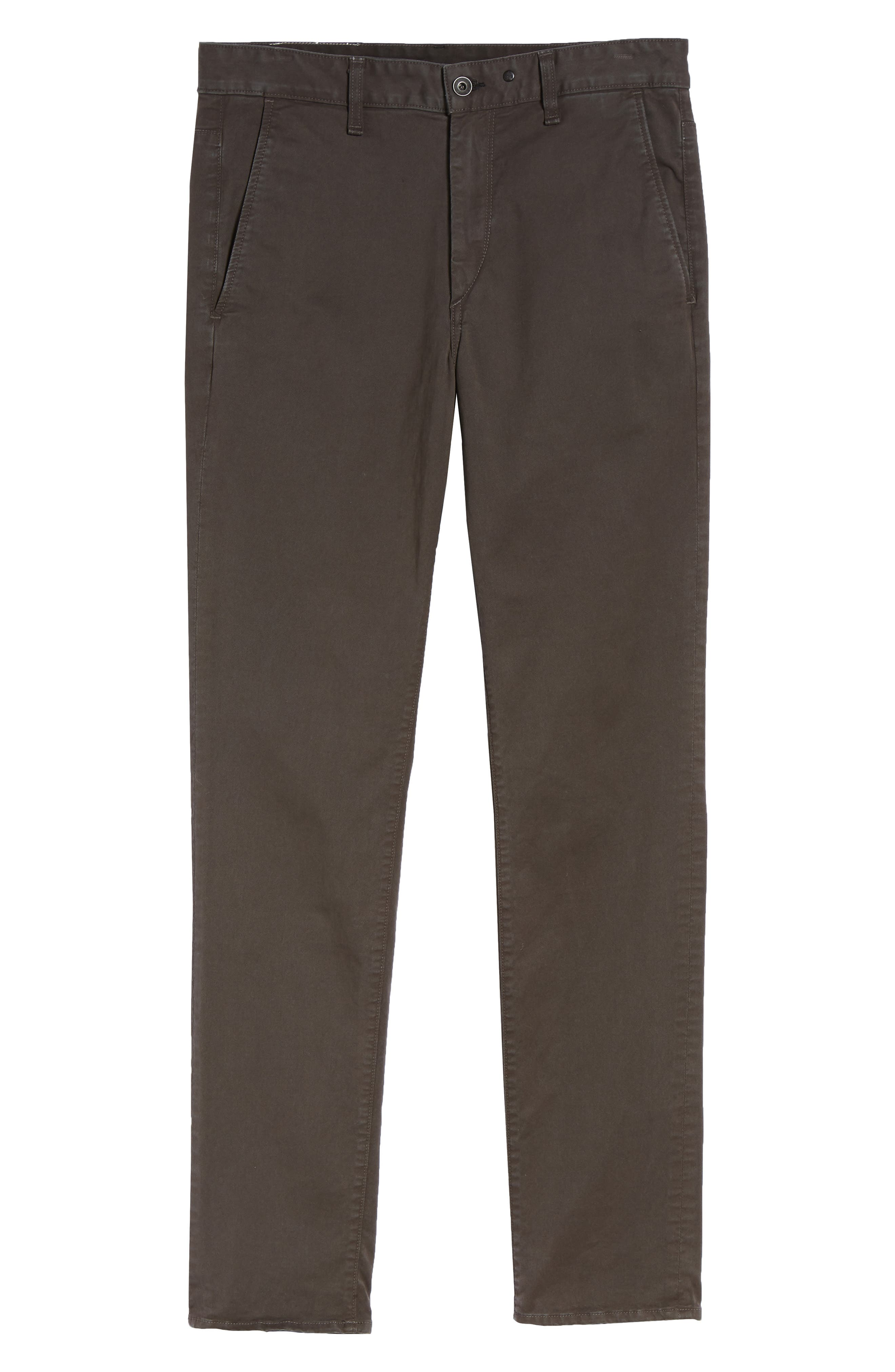 Fit 2 Chinos,                             Alternate thumbnail 6, color,                             GREY