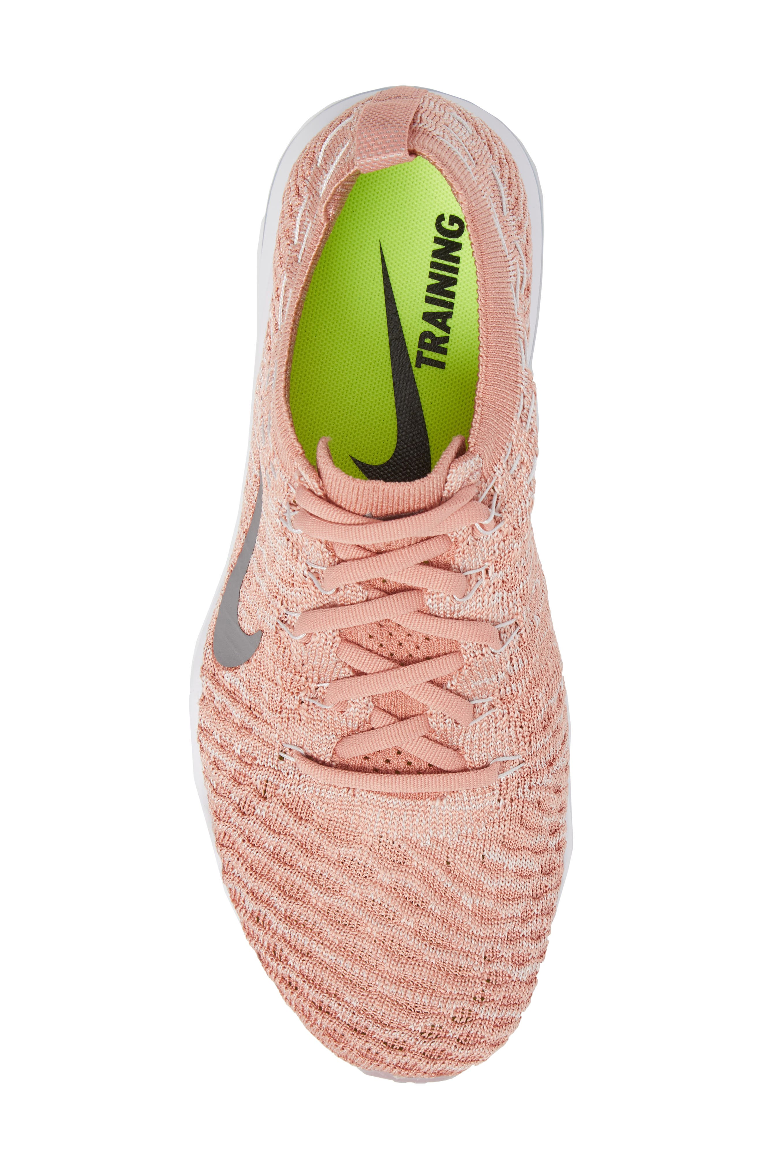 Air Zoom Fearless Flyknit Lux Training Shoe,                             Alternate thumbnail 19, color,