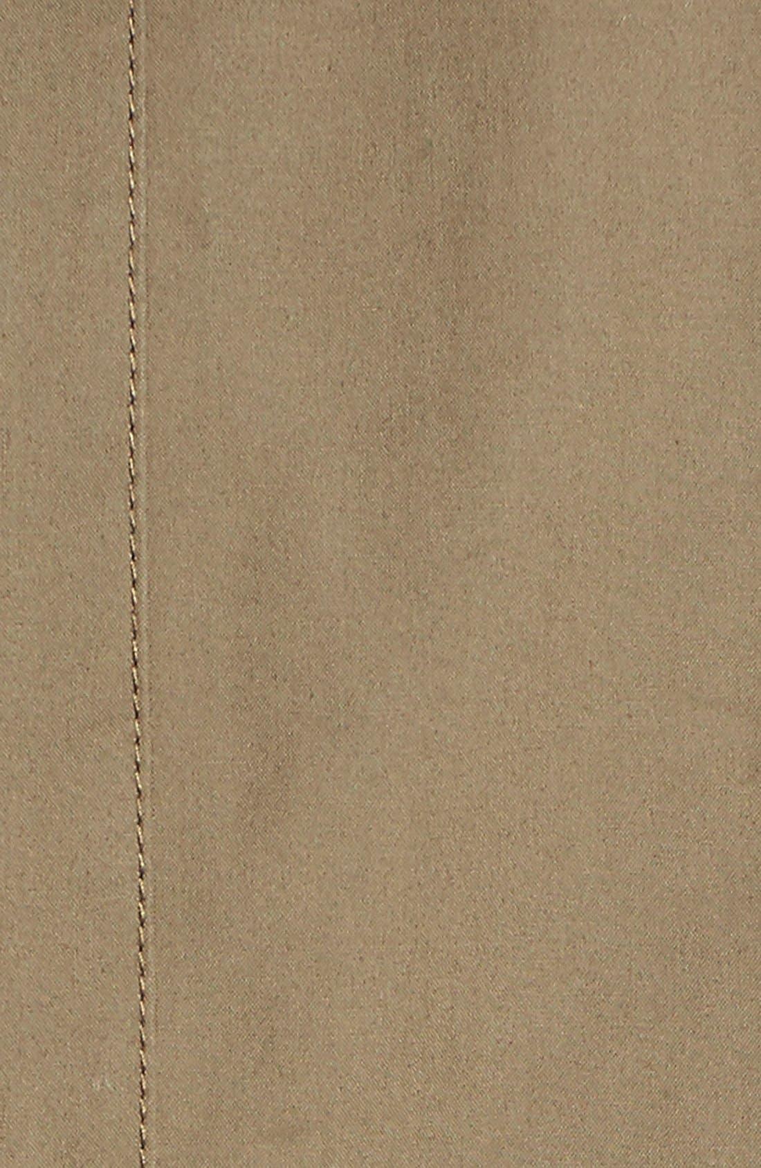 VICTORINOX SWISS ARMY<SUP>®</SUP>,                             'Lenzburg' Longline Waterproof Jacket,                             Alternate thumbnail 3, color,                             961