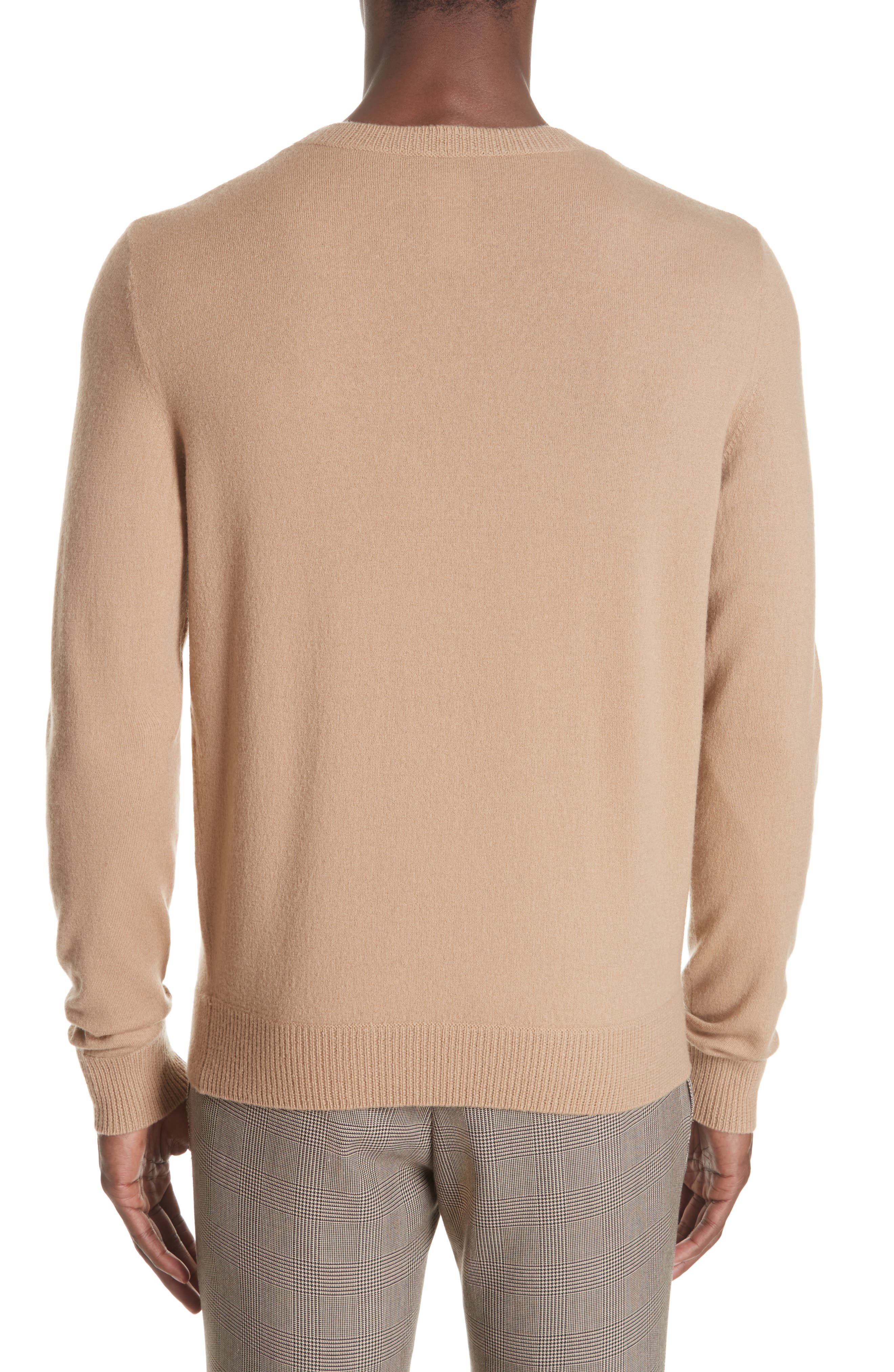 Merino Wool Crewneck Sweater,                             Alternate thumbnail 2, color,                             240