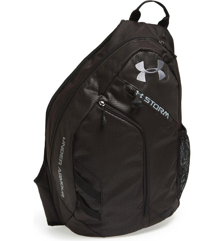 Under Armour  Compel Storm  Sling Backpack  9dbaa1ecedb87