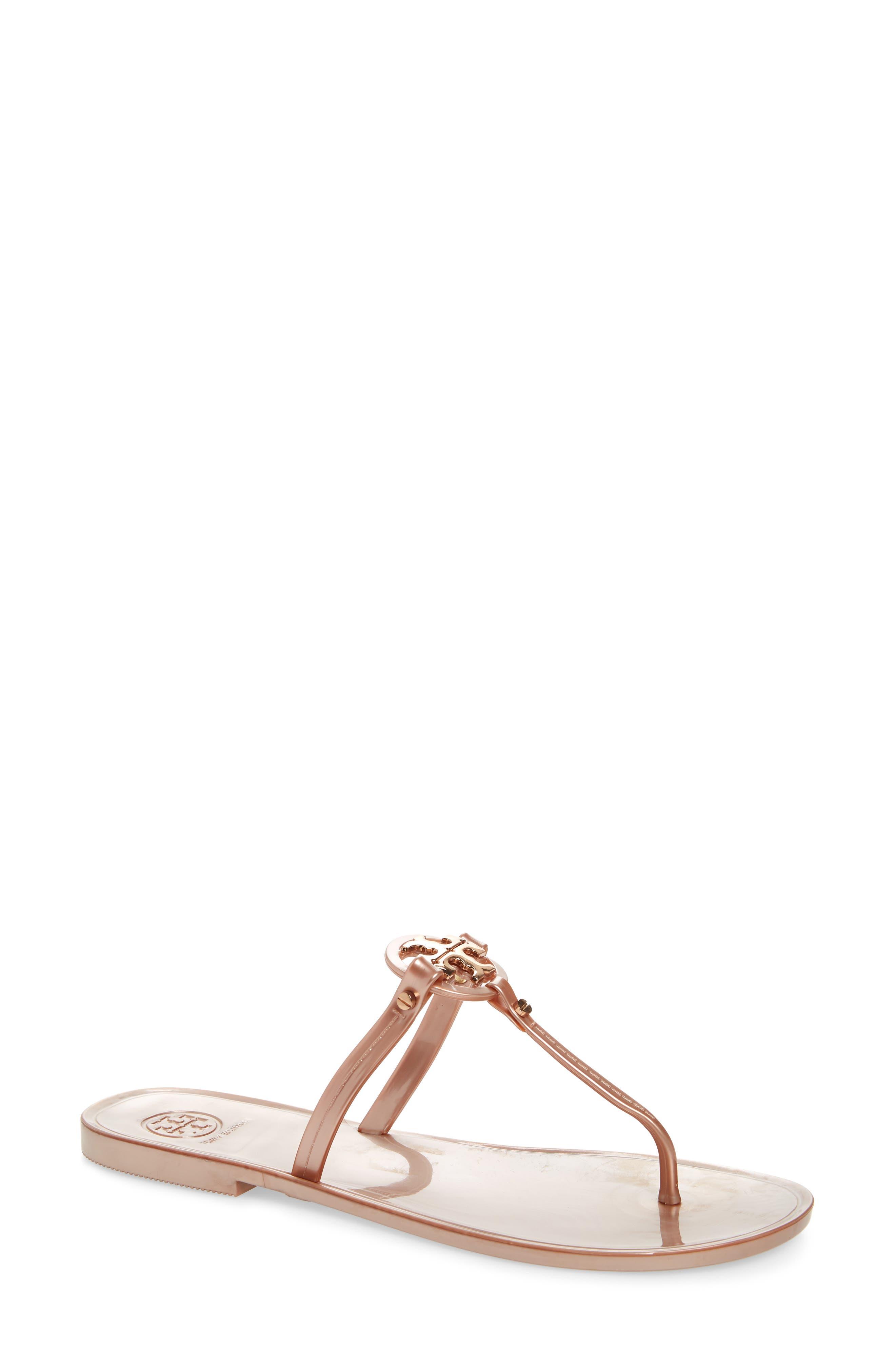 1290d87da164d Tory Burch  Mini Miller  Flat Sandal