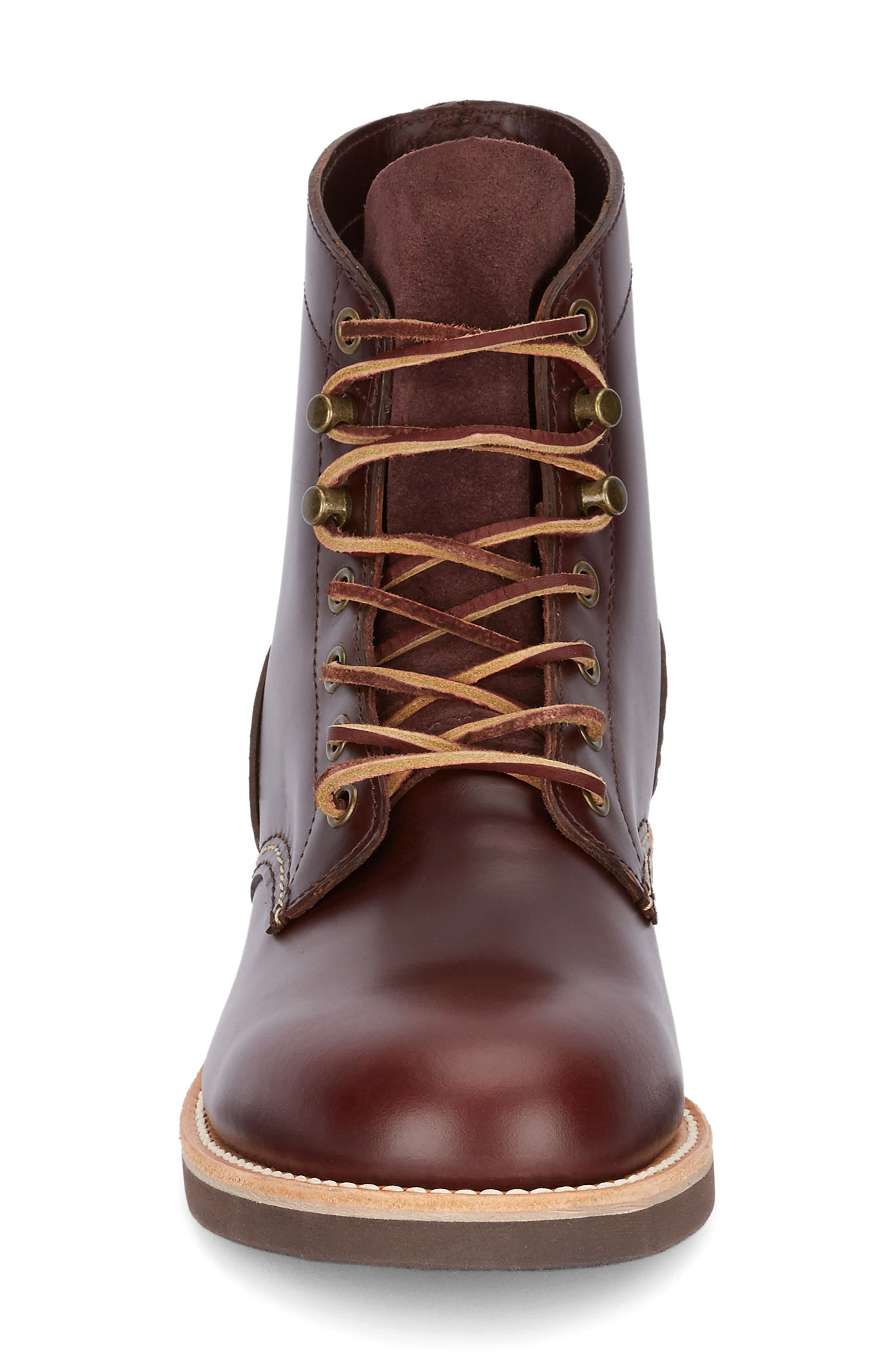 Reid Plain Toe Boot,                             Alternate thumbnail 8, color,
