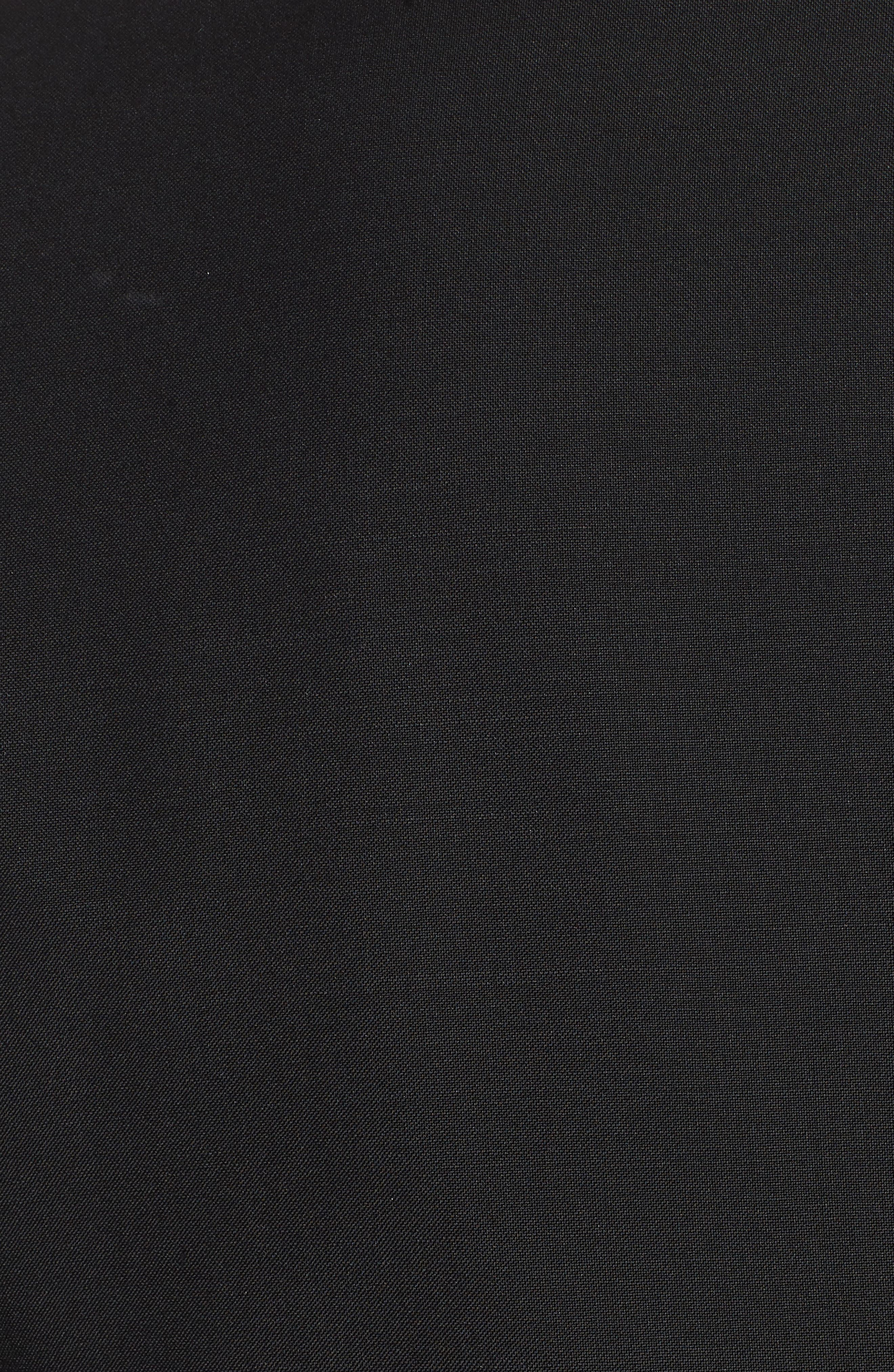Classic Fit Wool & Mohair Tuxedo,                             Alternate thumbnail 7, color,                             001