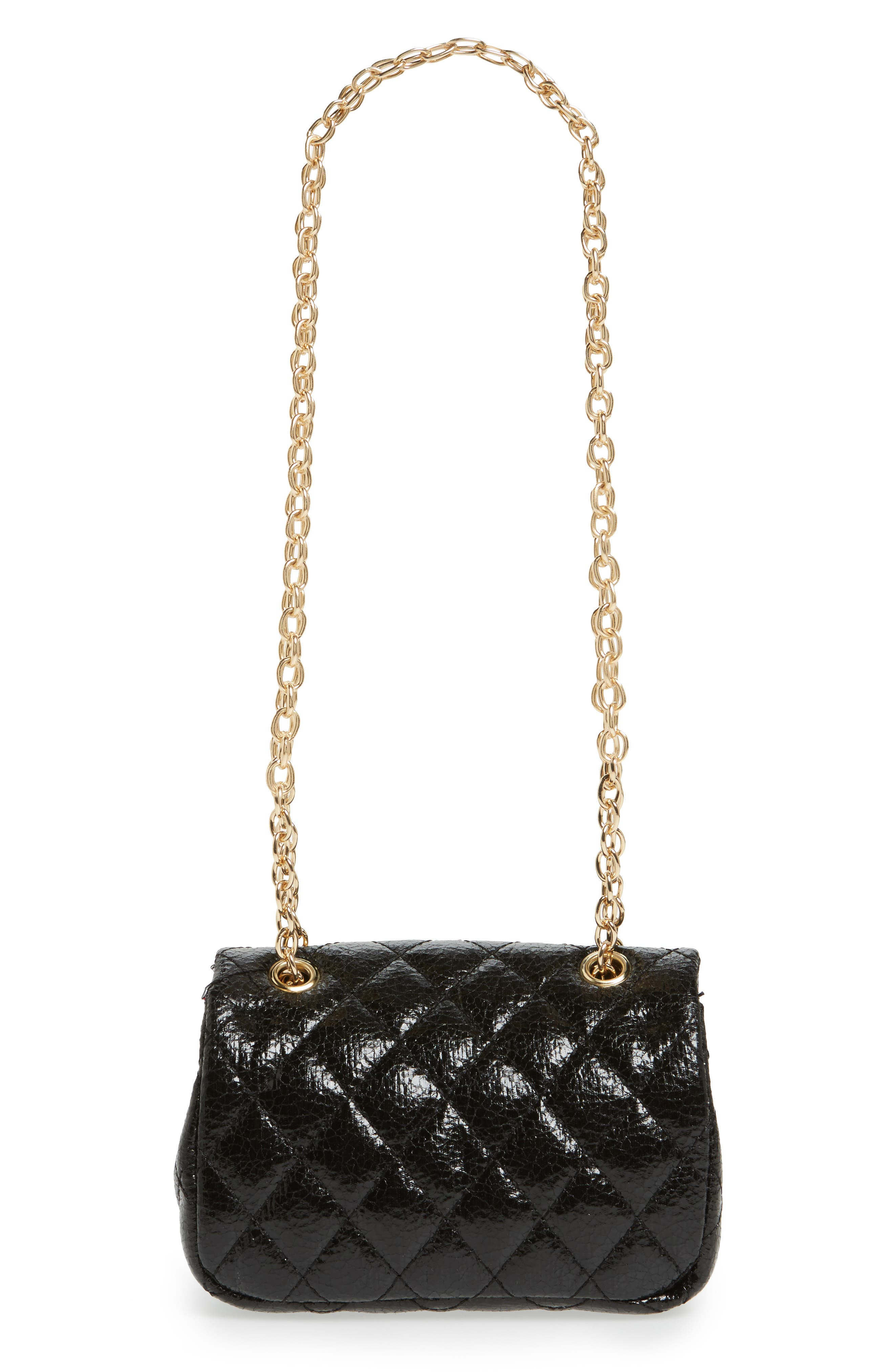 POPATU,                             Quilted Crossbody Bag,                             Alternate thumbnail 2, color,                             001