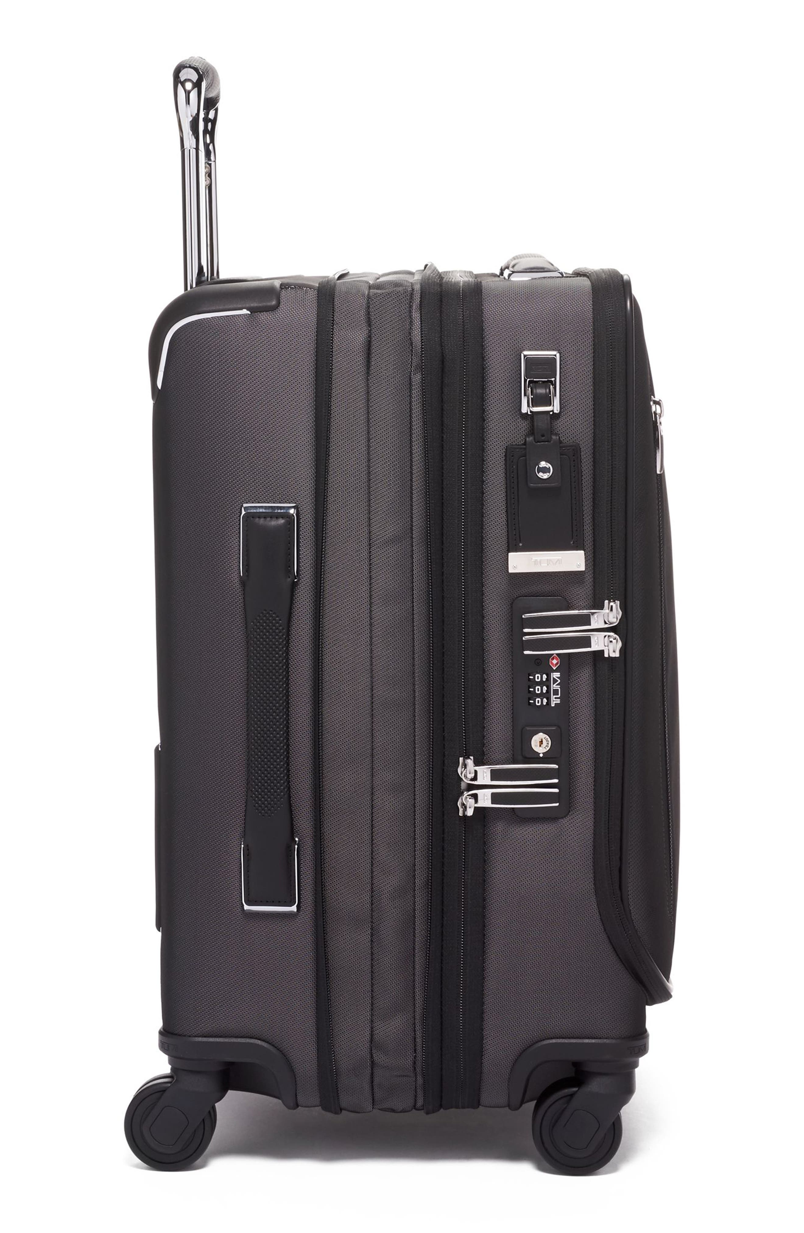 Arrivé 22-Inch International Rolling Carry-On,                             Alternate thumbnail 3, color,                             PEWTER