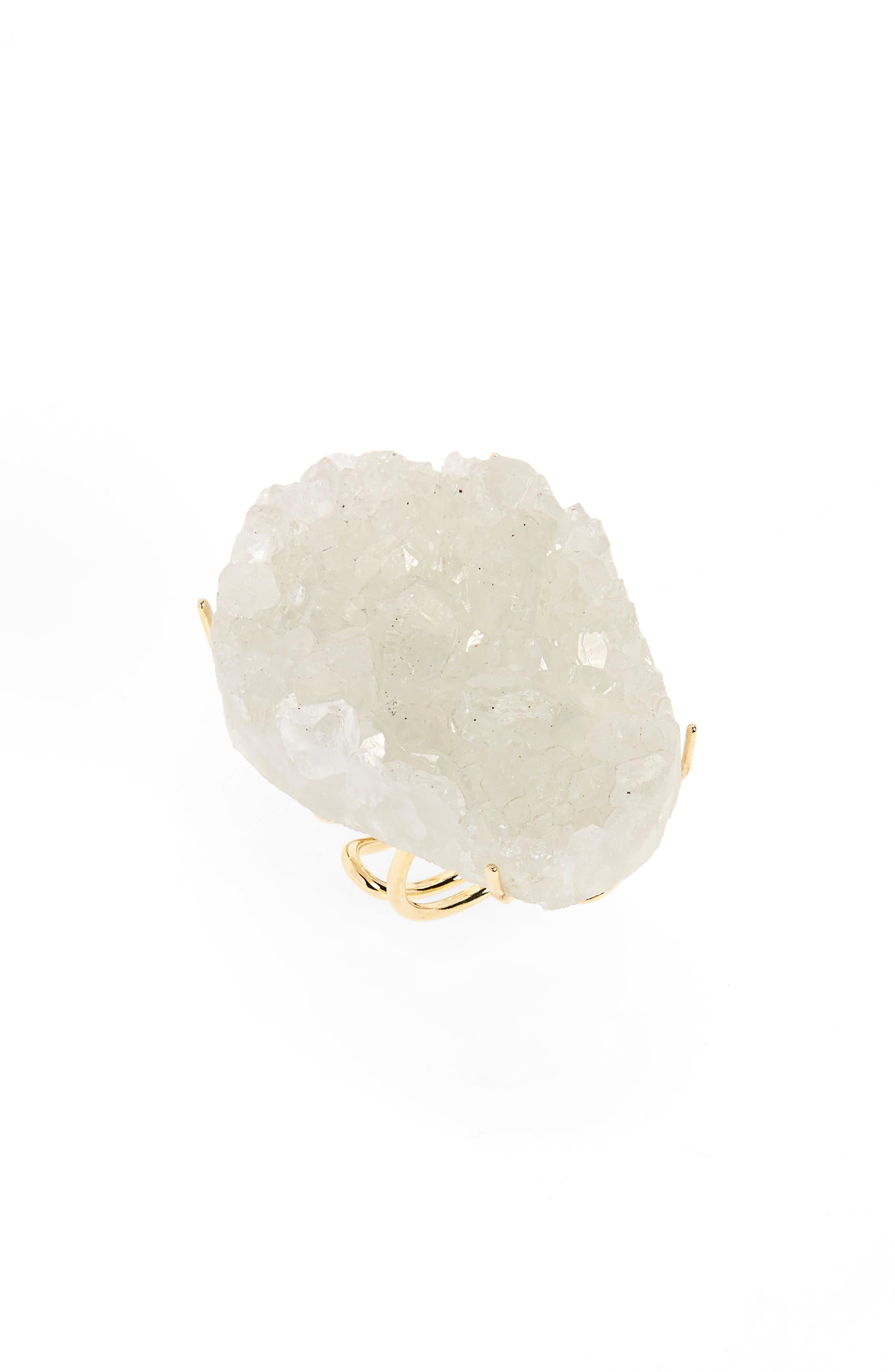 Quartz Ring,                         Main,                         color,