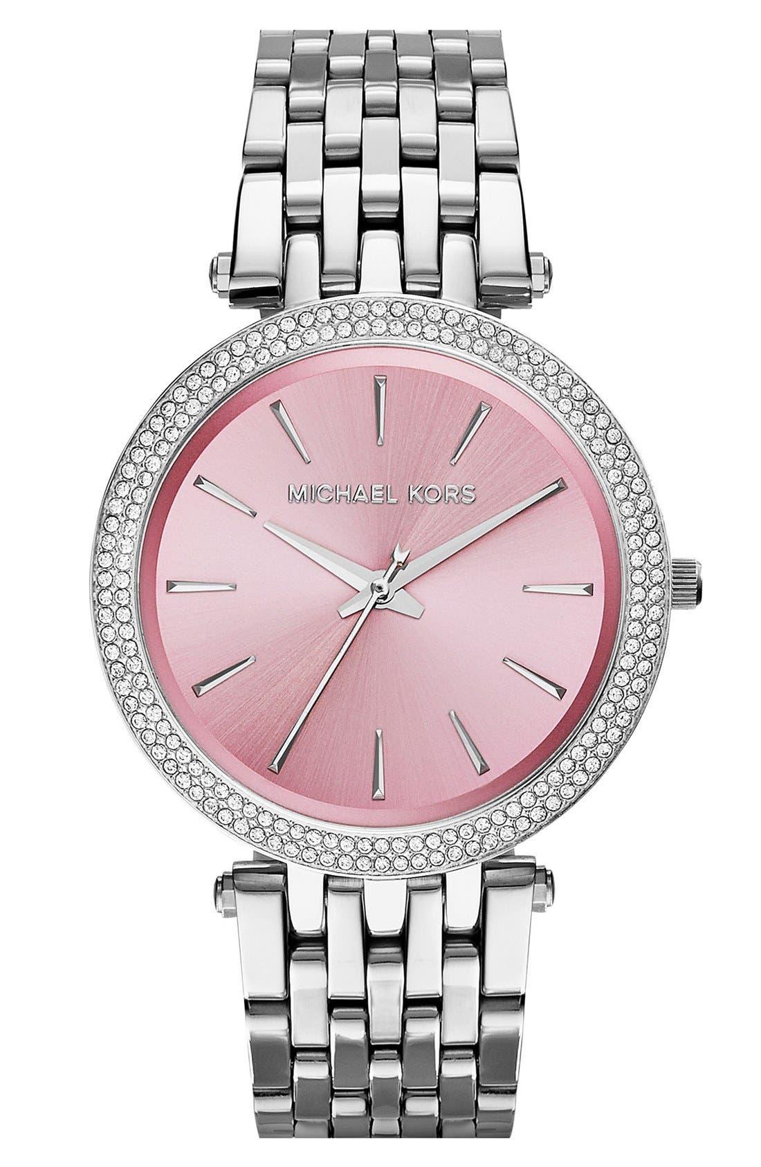 'Darci' Round Bracelet Watch, 39mm,                             Main thumbnail 6, color,
