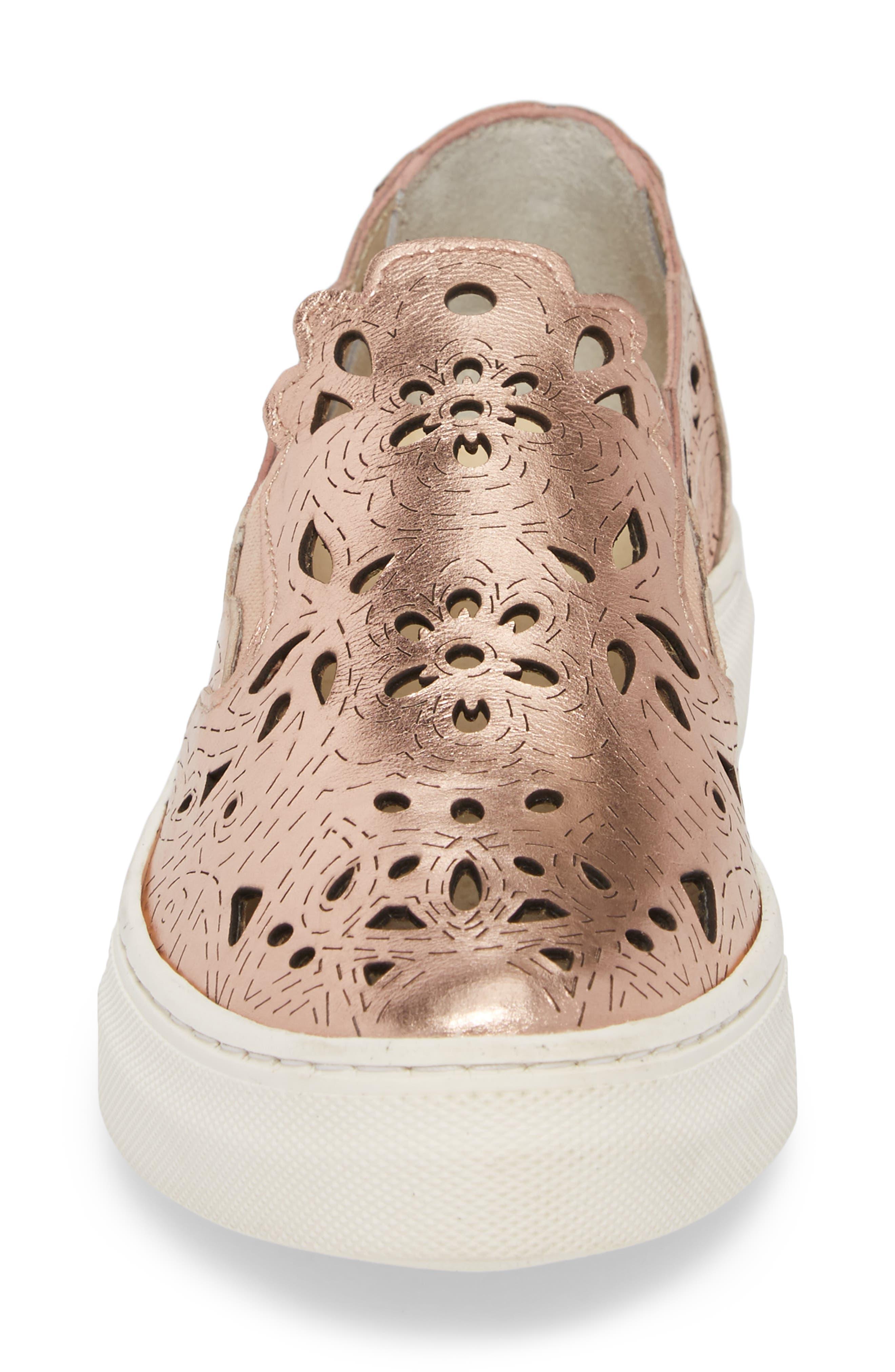 Even Better Laser Cutout Slip-On Sneaker,                             Alternate thumbnail 12, color,