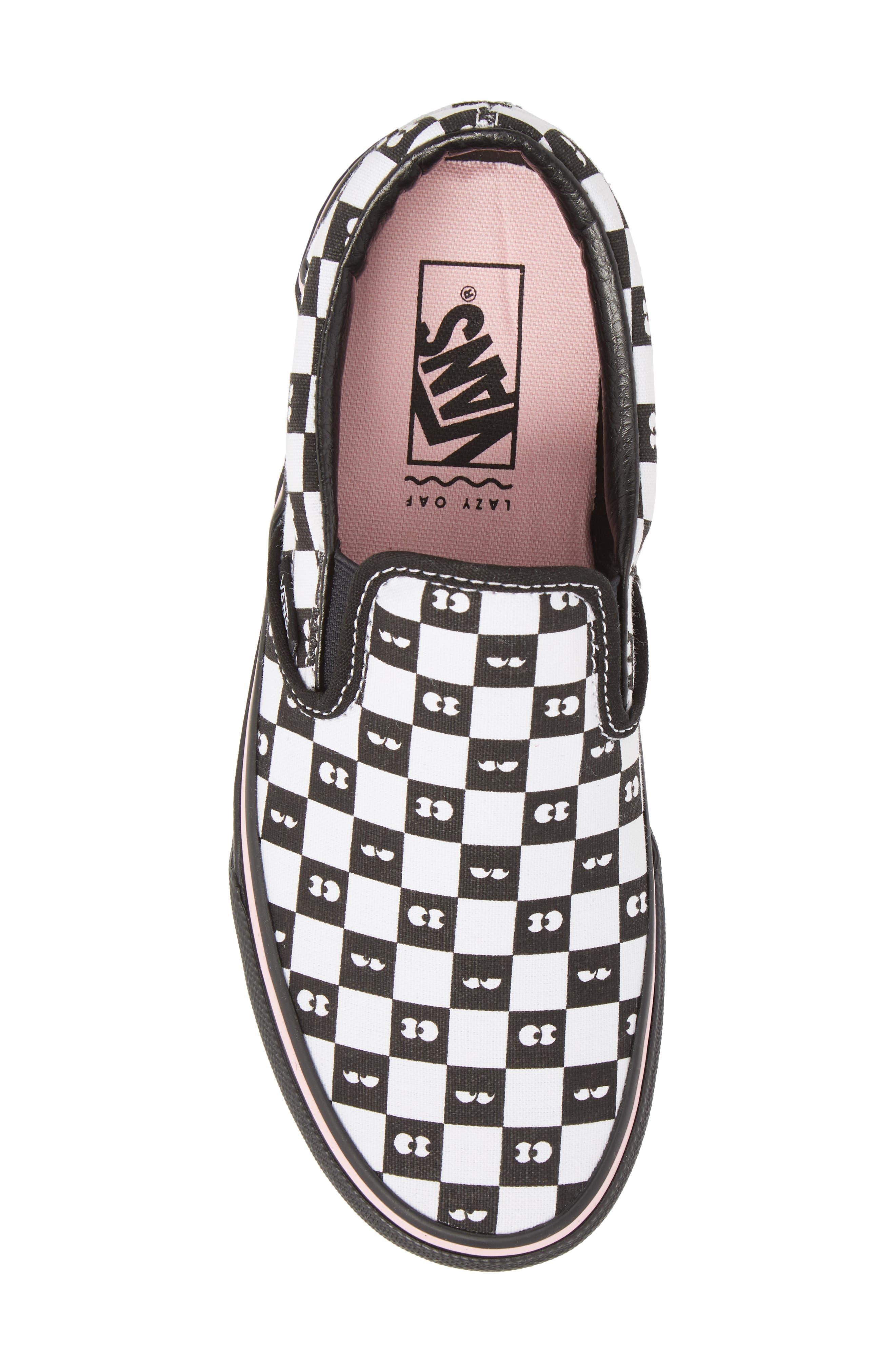 Classic Slip-On Sneaker,                             Alternate thumbnail 357, color,