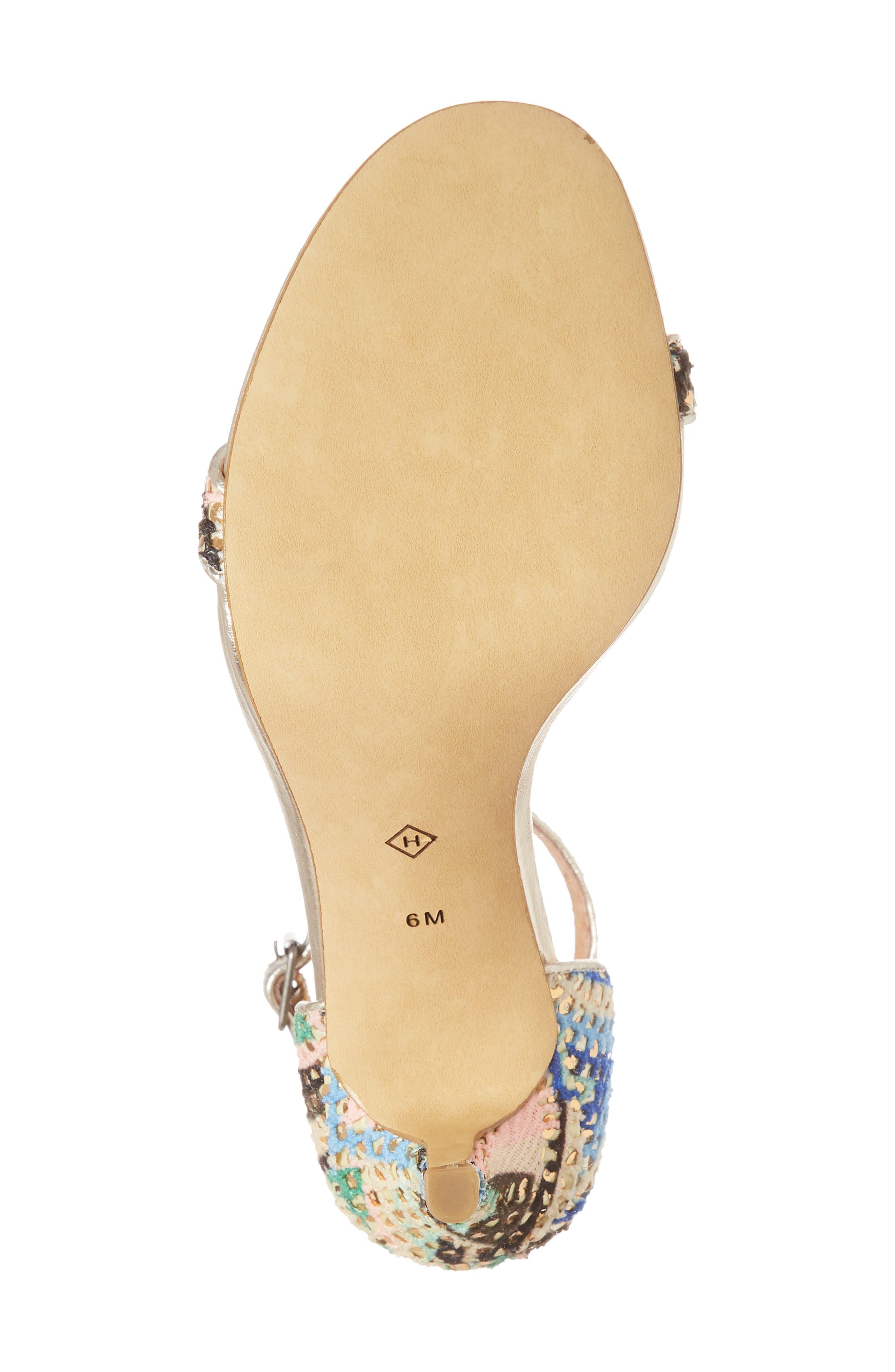 Audrey Ankle Strap Sandal,                             Alternate thumbnail 121, color,