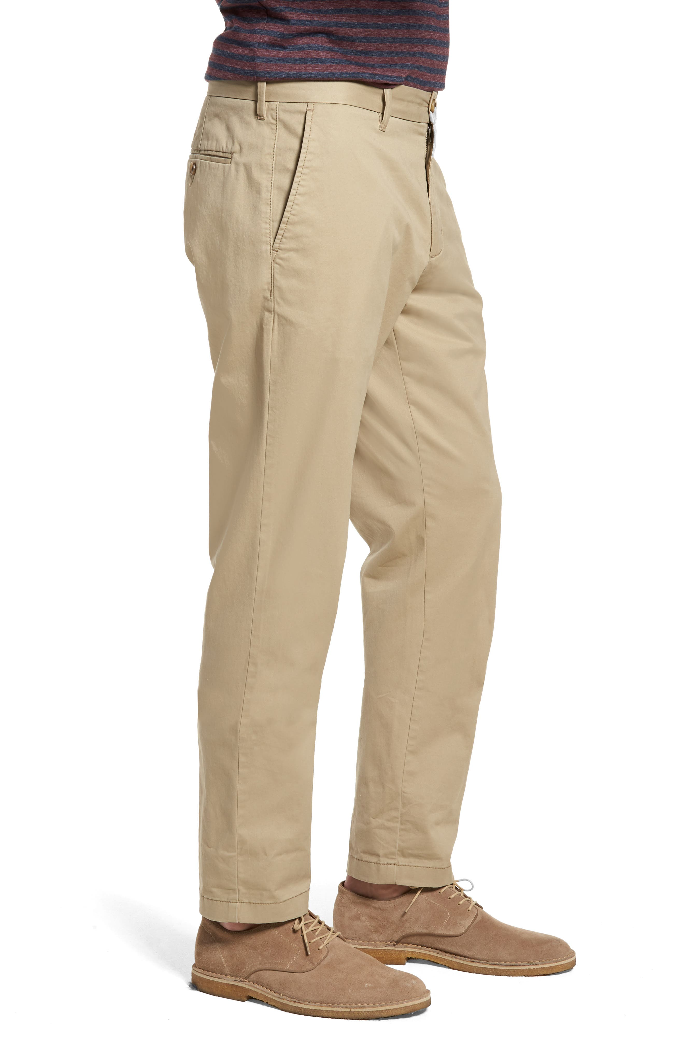 Fremont Relaxed Slim Fit Chinos,                             Alternate thumbnail 17, color,