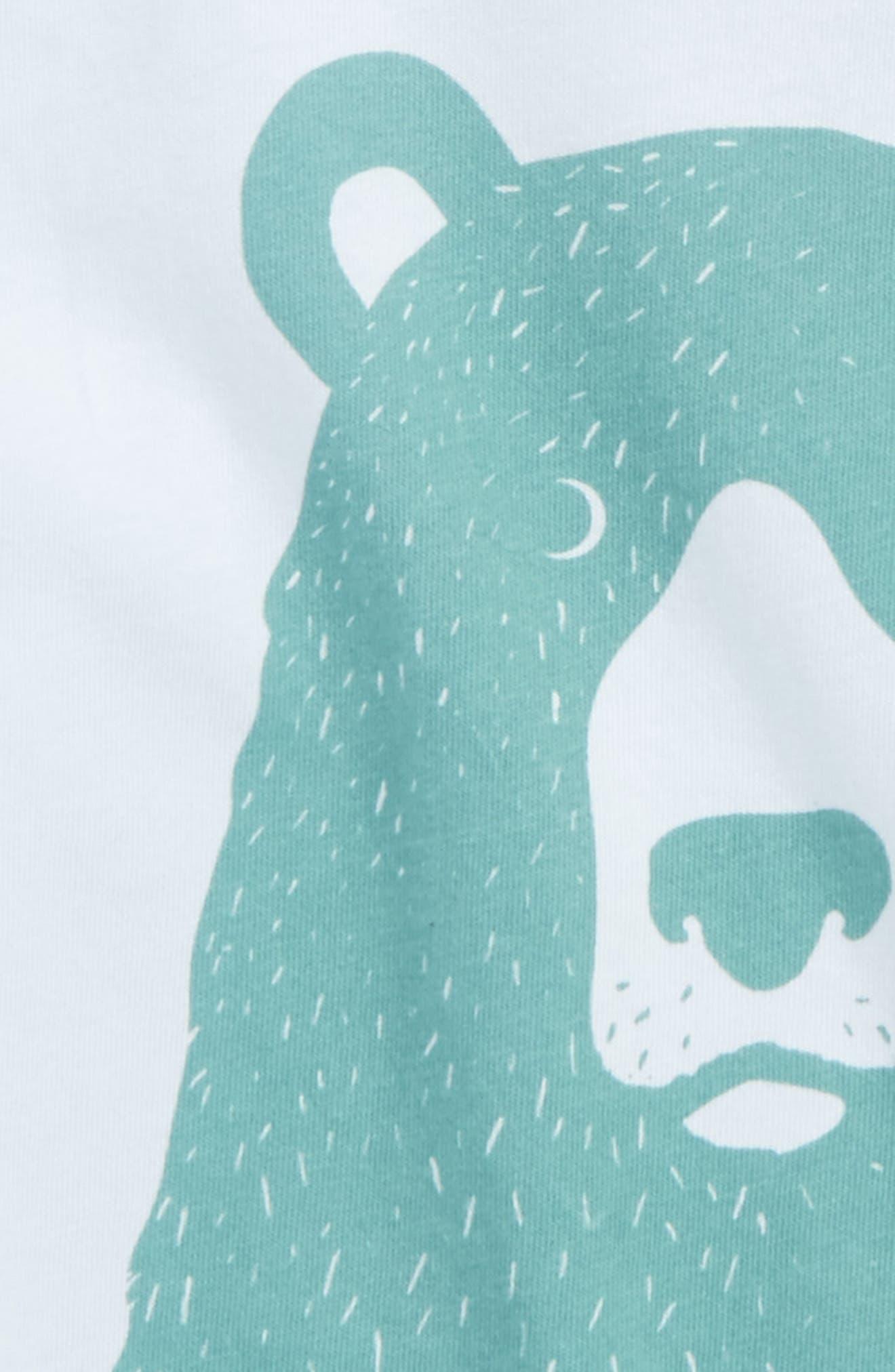 Big Bear Graphic T-Shirt,                             Alternate thumbnail 3, color,                             452