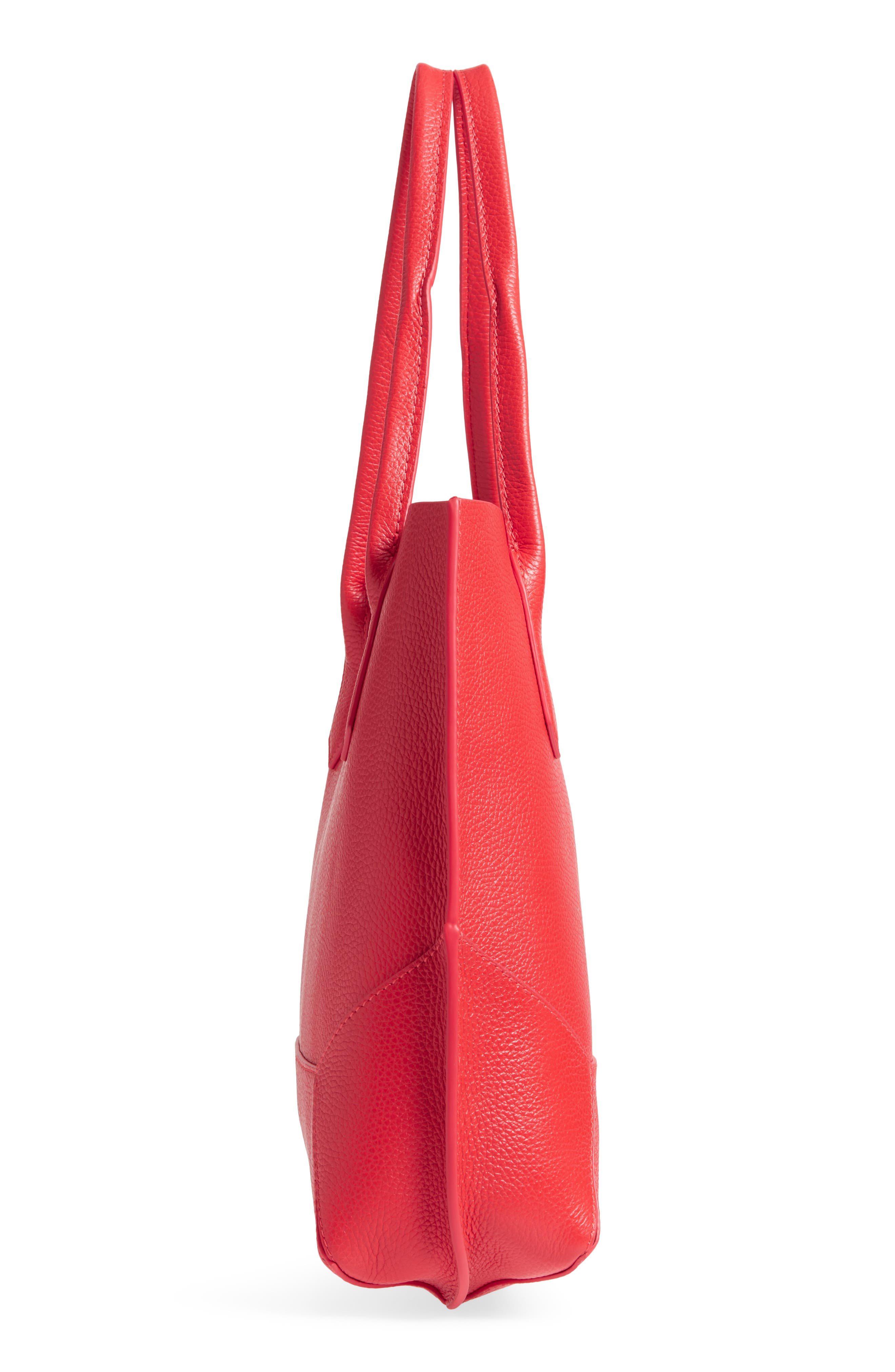 Waverly Leather Tote,                             Alternate thumbnail 35, color,