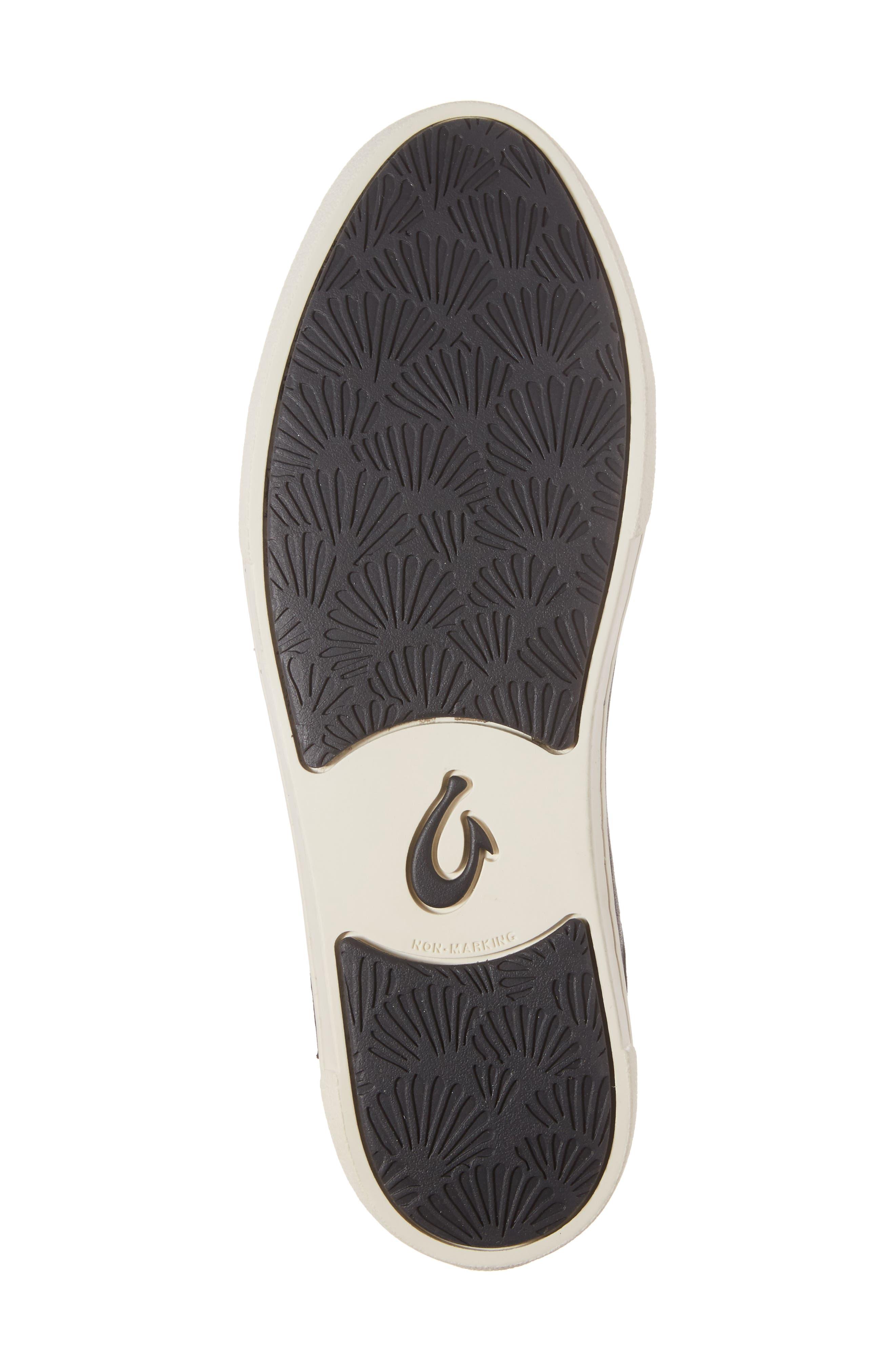 OLUKAI,                             Waipahe Chelsea Sneaker,                             Alternate thumbnail 6, color,                             001