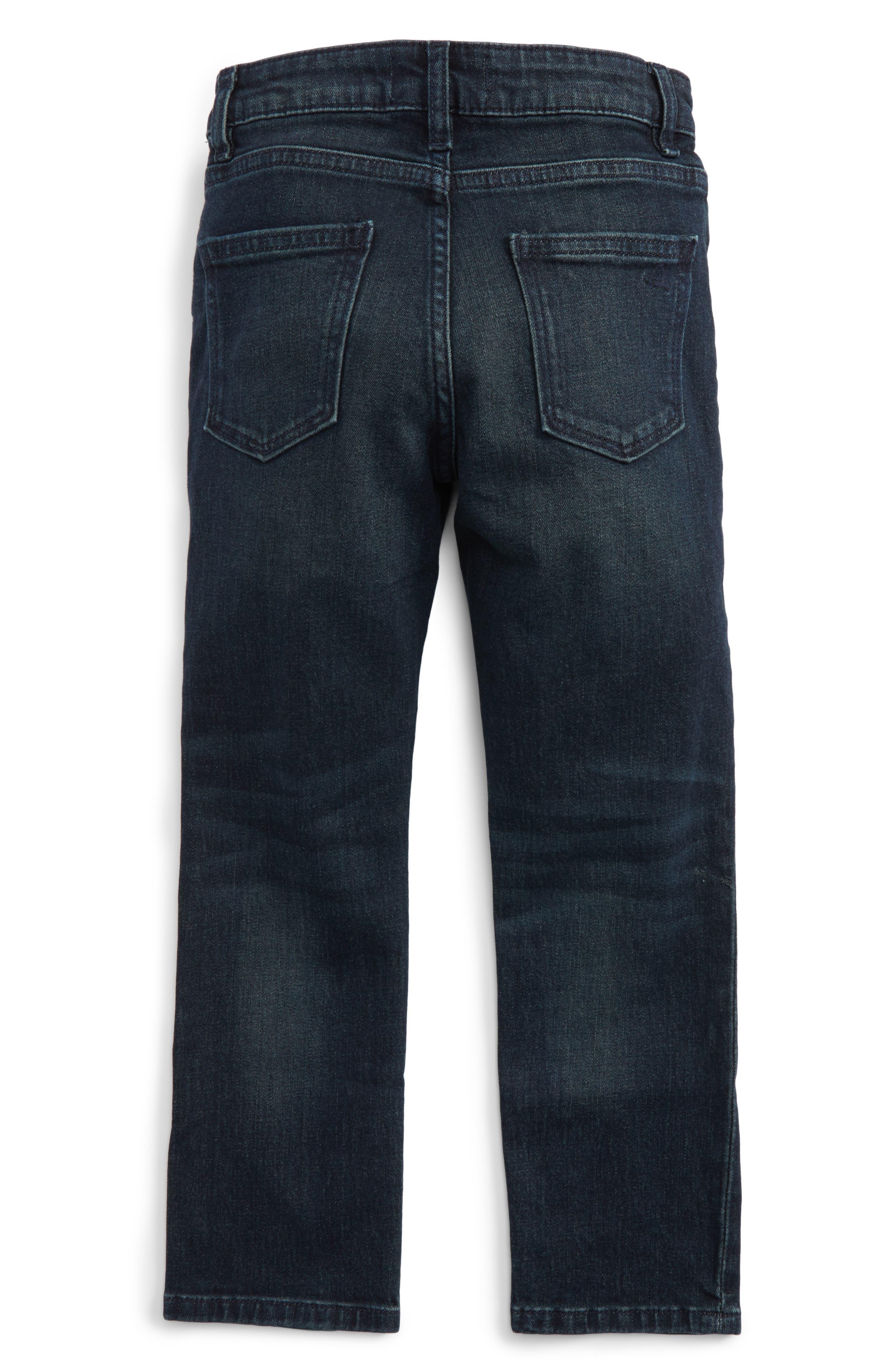 Brady Slim Fit Jeans,                             Alternate thumbnail 4, color,
