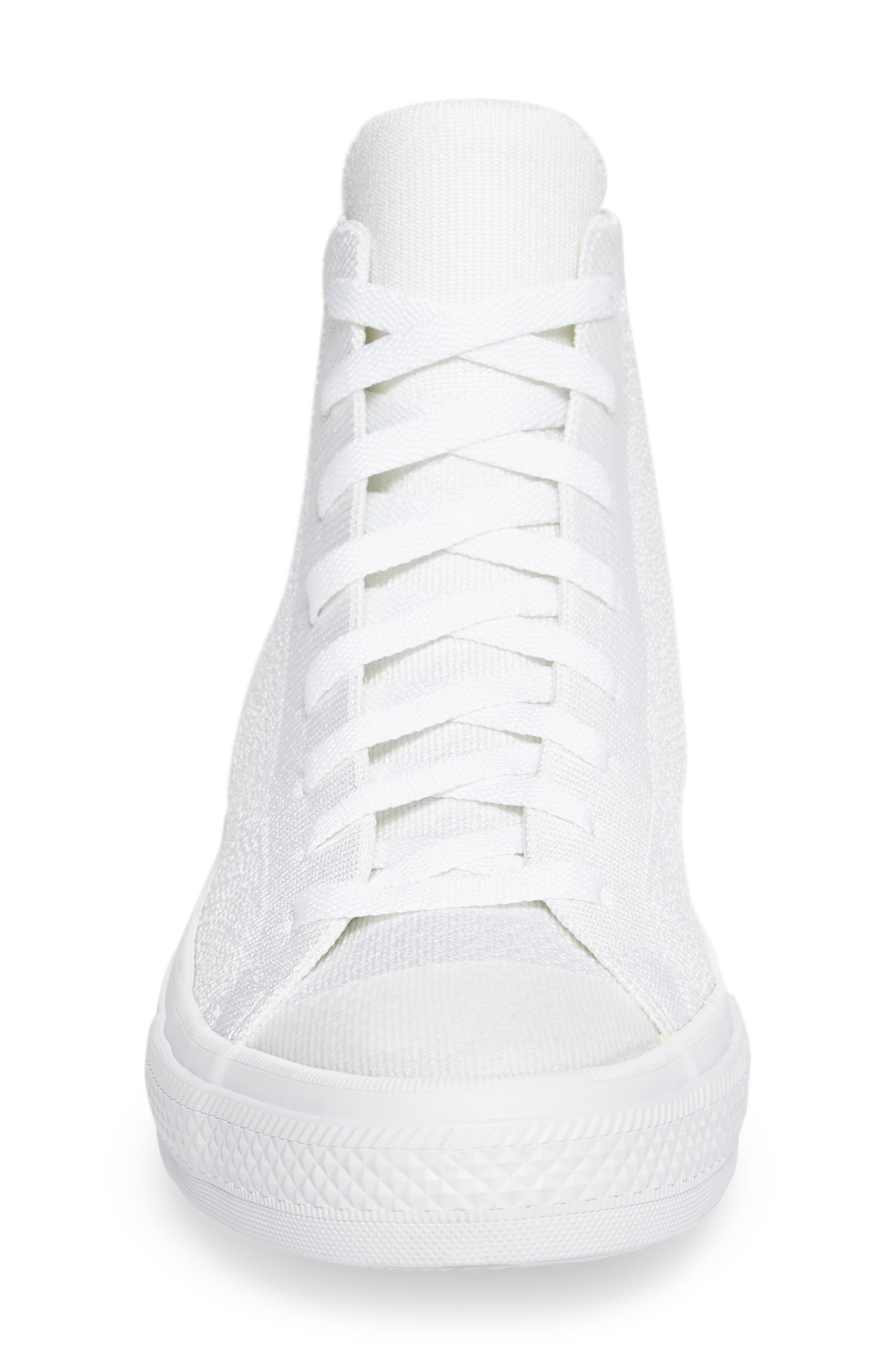 Chuck Taylor<sup>®</sup> All Star<sup>®</sup> Flyknit Hi Sneaker,                             Alternate thumbnail 22, color,