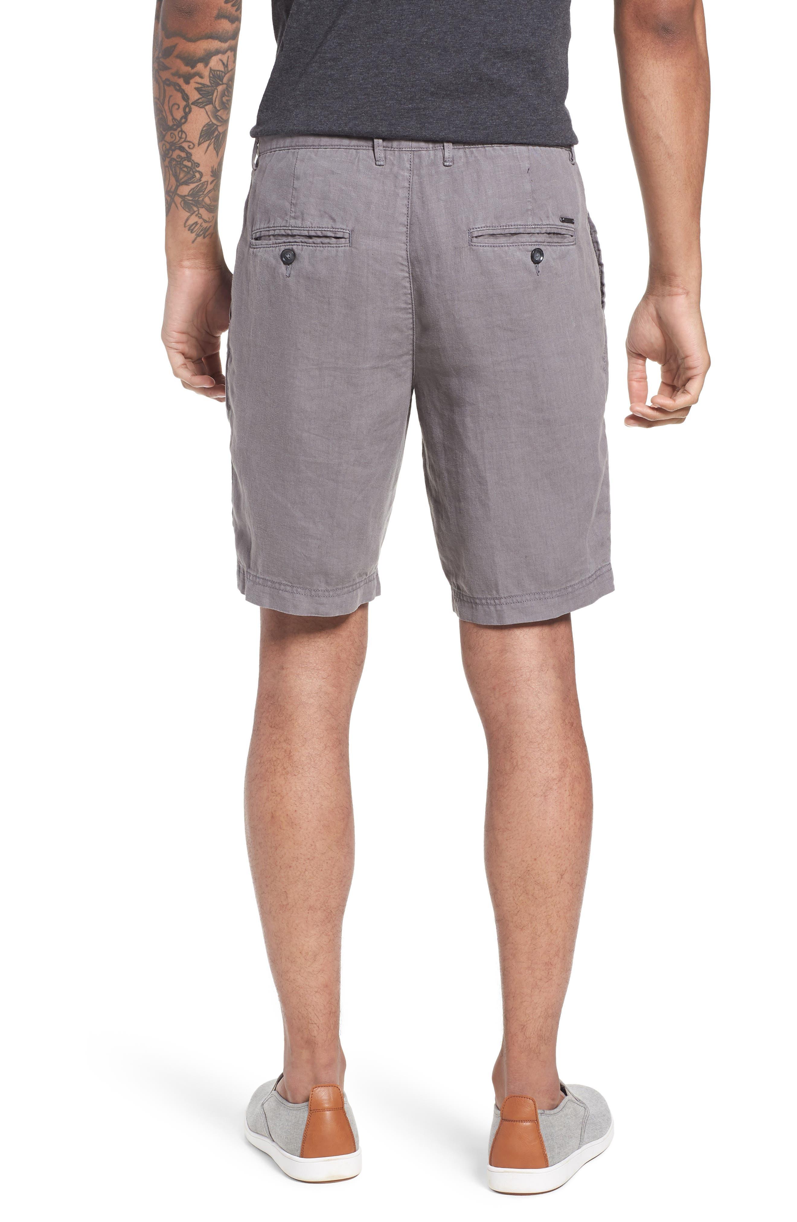 Crigan Linen Shorts,                             Alternate thumbnail 7, color,