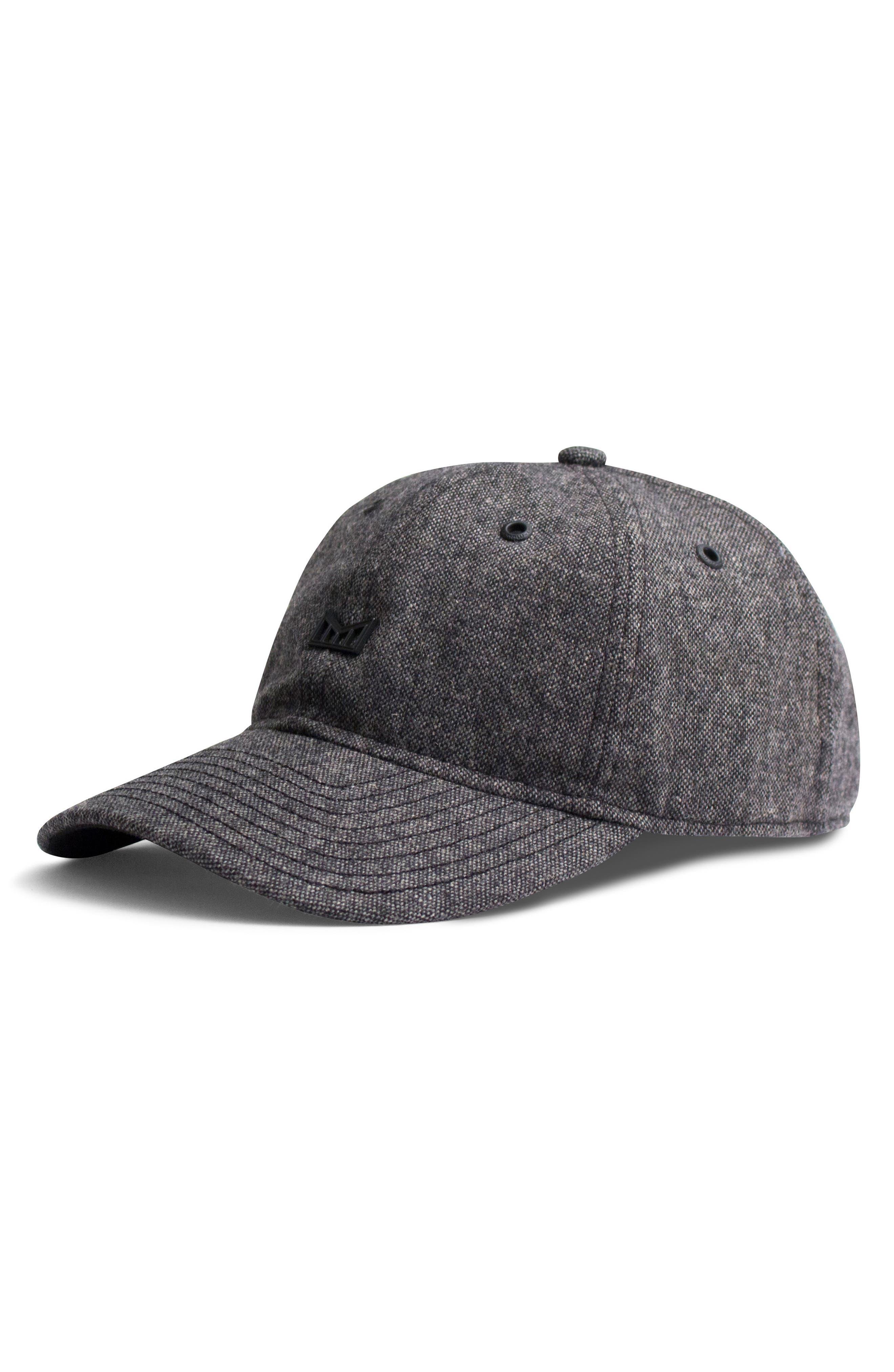 Skunked Baseball Cap,                             Main thumbnail 1, color,                             BLACK
